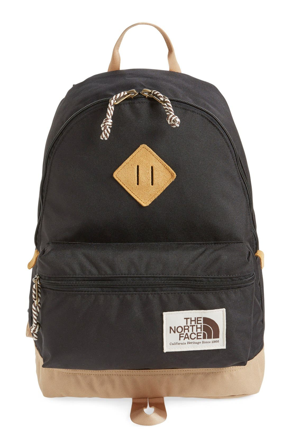 THE NORTH FACE,                             'Mini Berkeley' Backpack,                             Main thumbnail 1, color,                             001