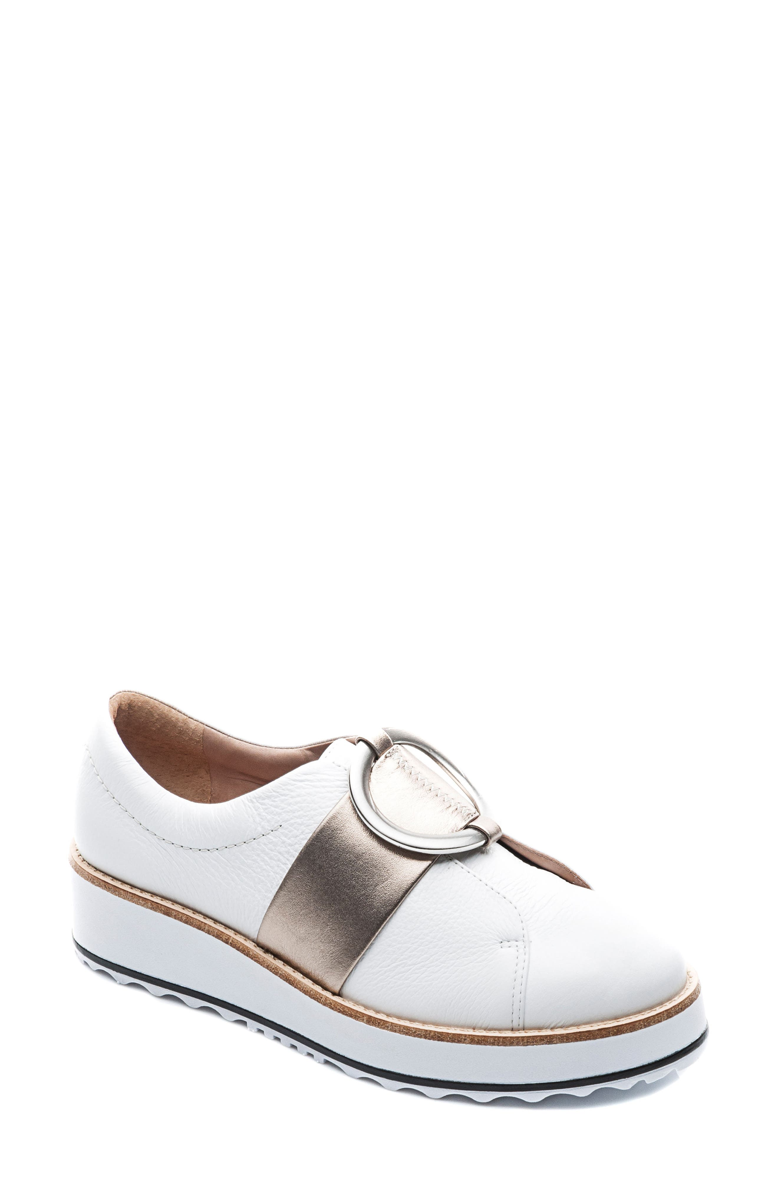 Susan Wedge Sneaker,                         Main,                         color, 100