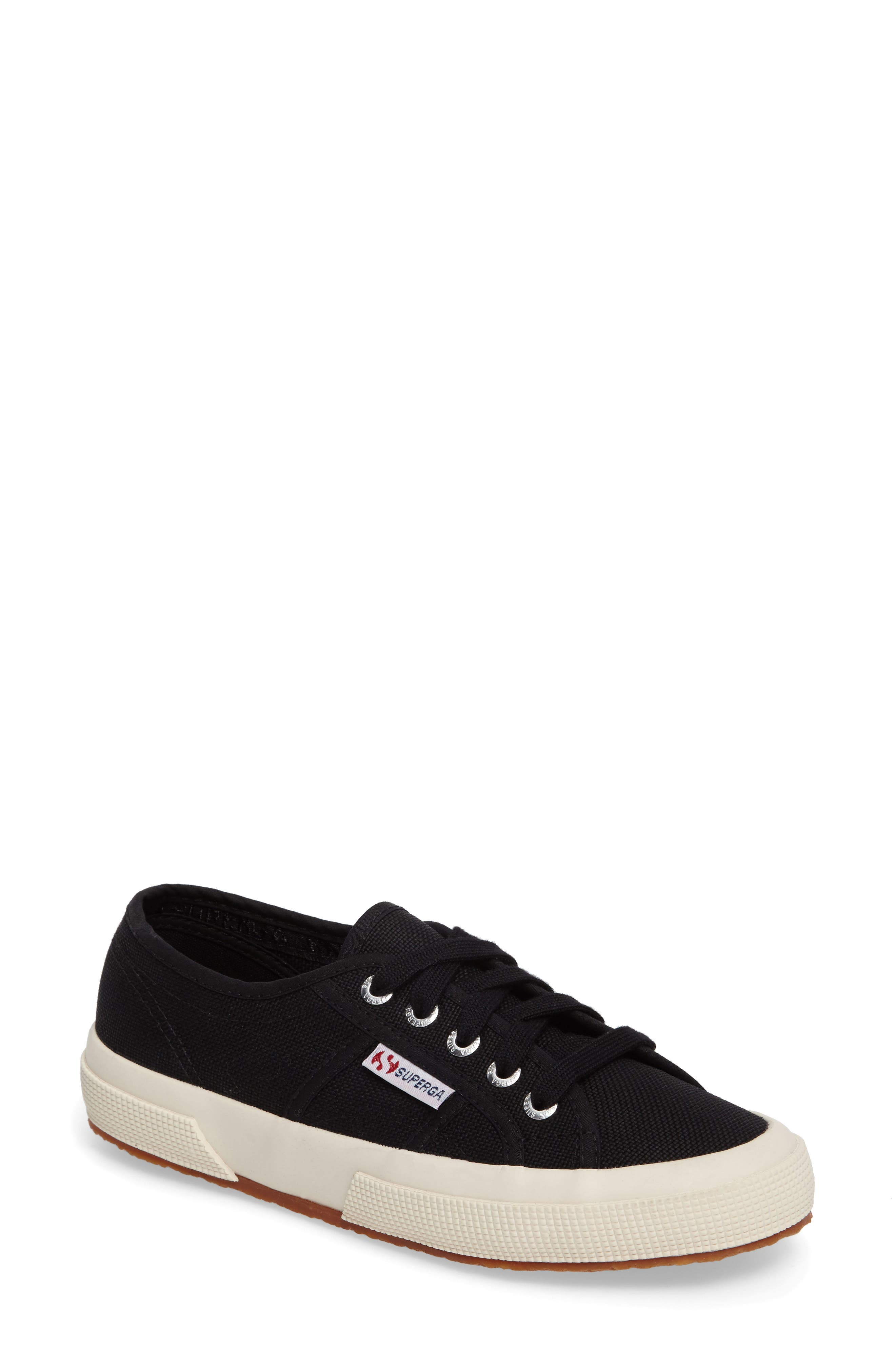 'Cotu' Sneaker,                             Alternate thumbnail 2, color,                             BLACK CANVAS