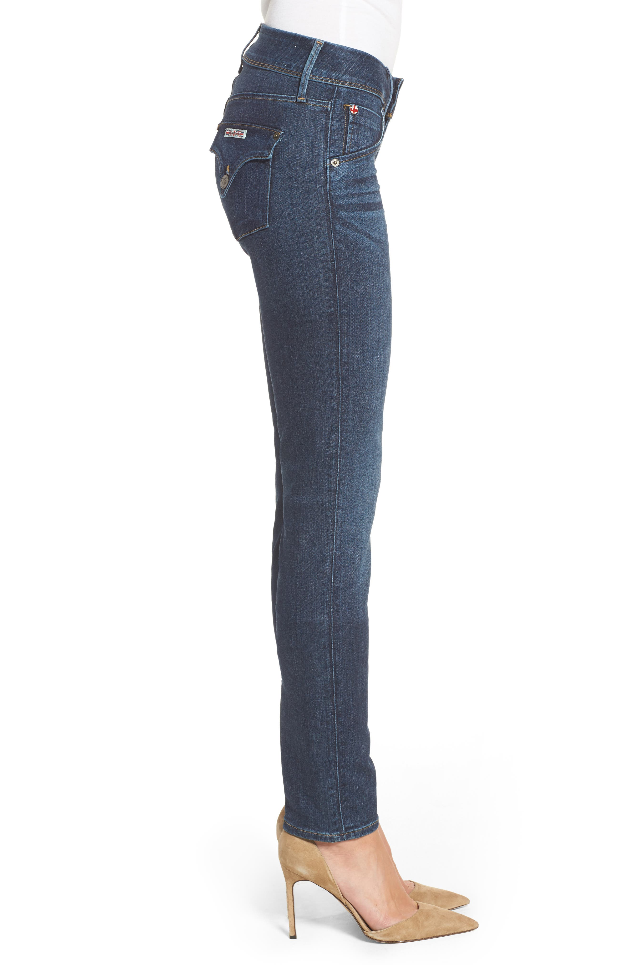 Collin Supermodel Skinny Jeans,                             Alternate thumbnail 3, color,                             422