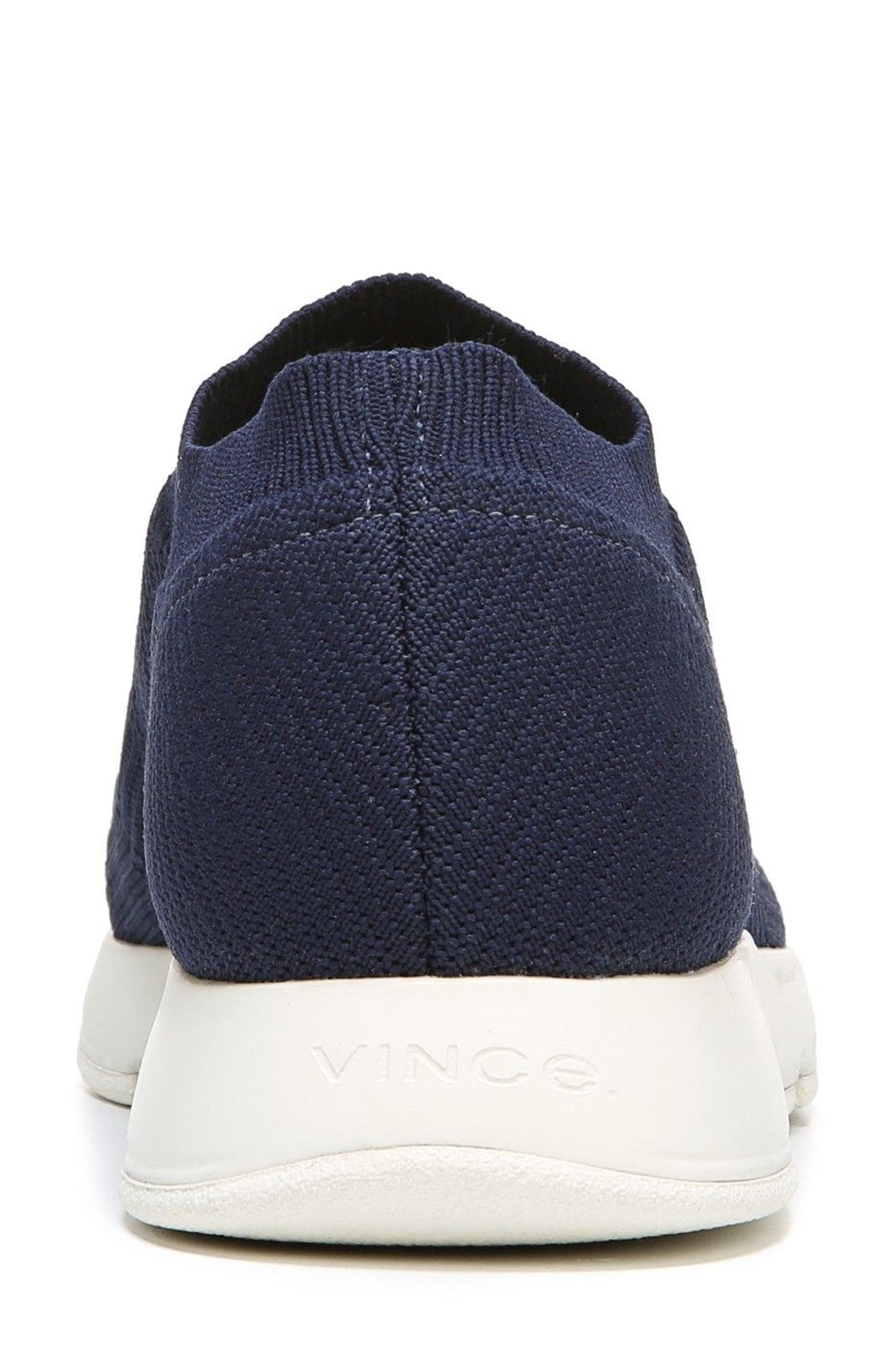 Theroux Slip-On Knit Sneaker,                             Alternate thumbnail 21, color,