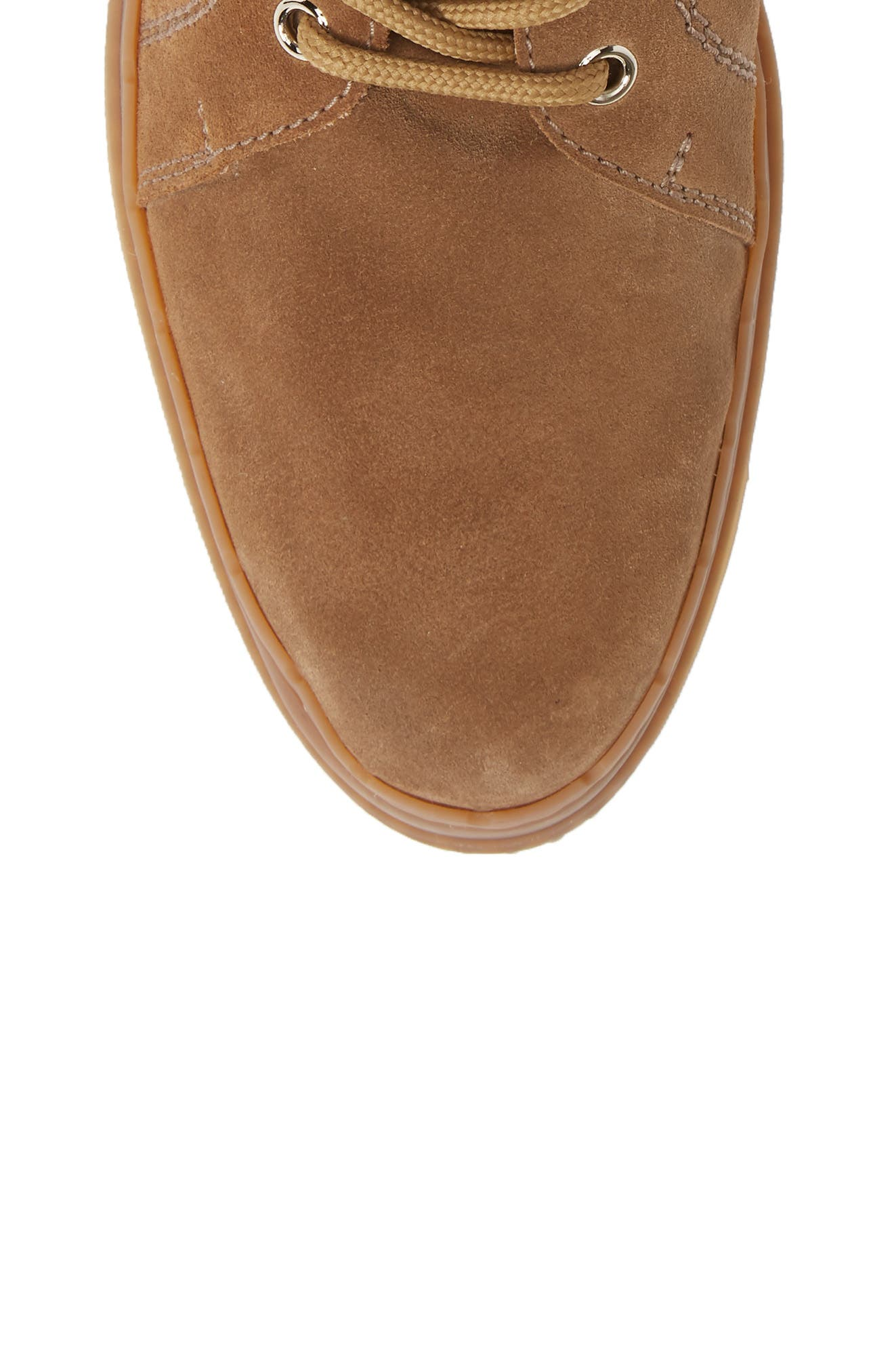 Hiking Boot,                             Alternate thumbnail 5, color,                             BEIGE