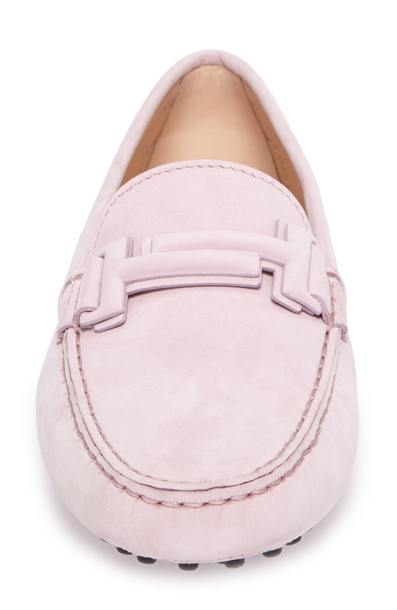 Gommini Covered Double T Loafer,                             Alternate thumbnail 11, color,