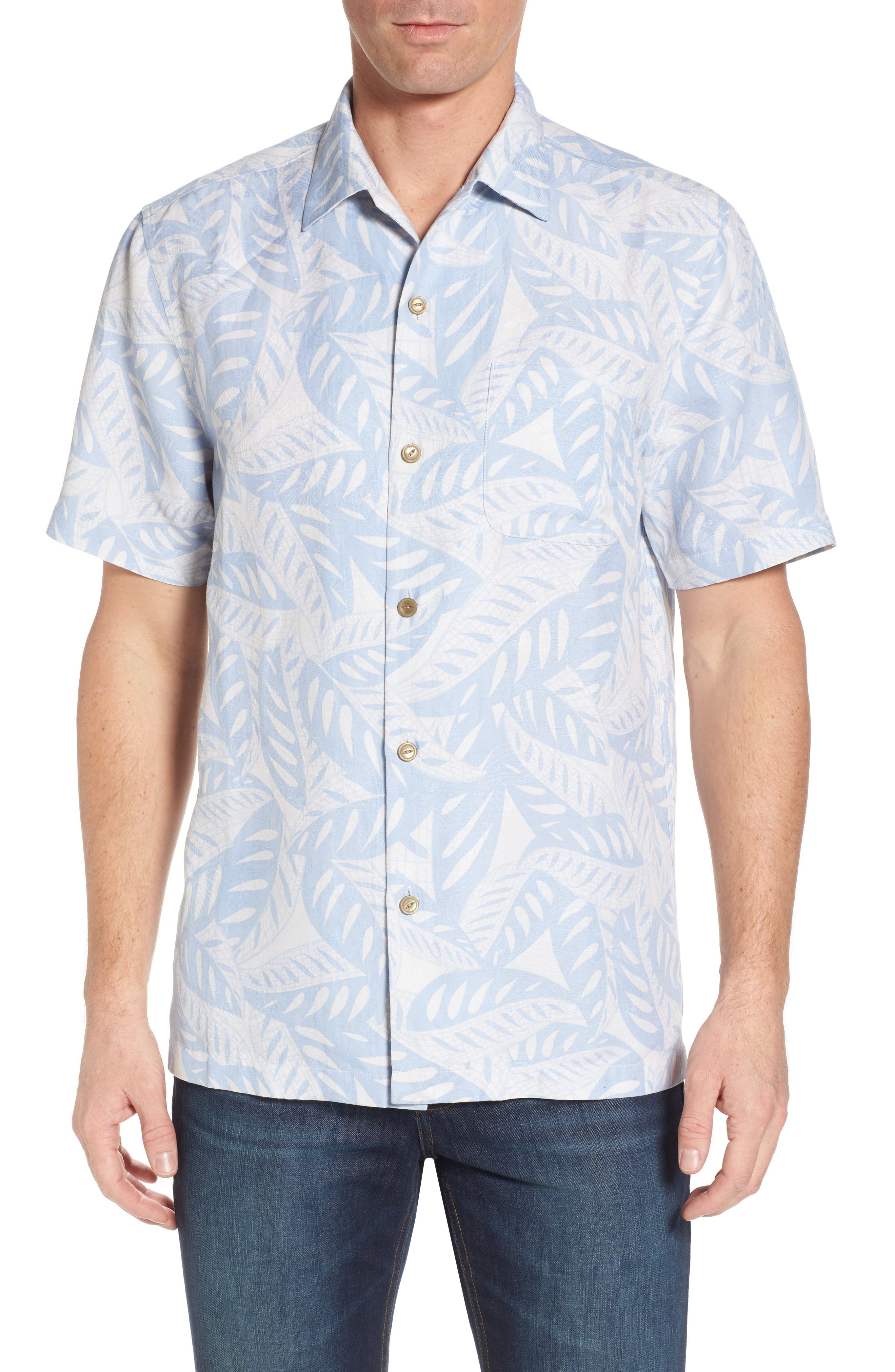 Casa Fronda Camp Shirt,                         Main,                         color, 400