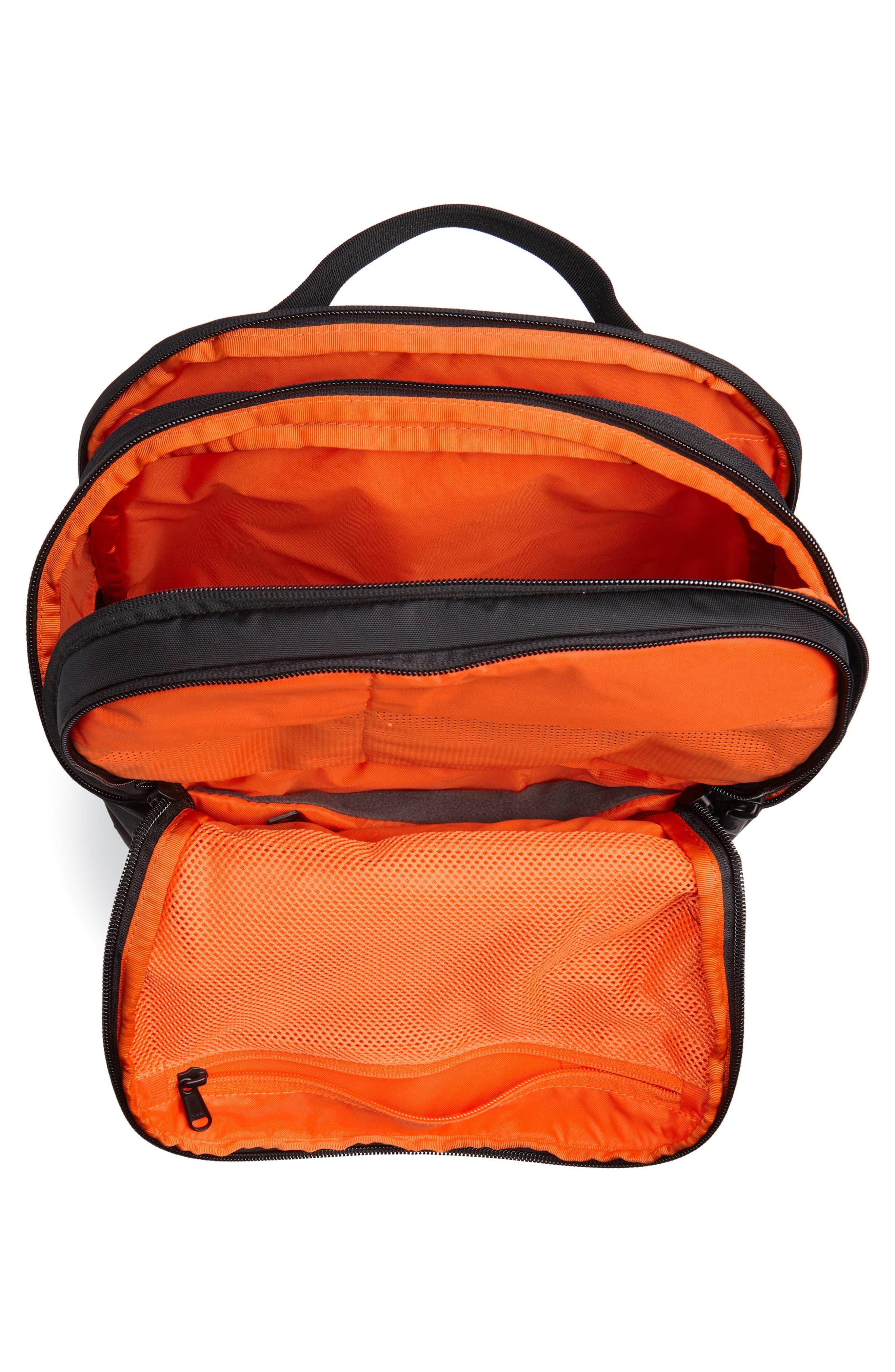 Ka-Ban Backpack,                             Alternate thumbnail 4, color,                             TAUPE GREEN/ MACROFLECK PRINT