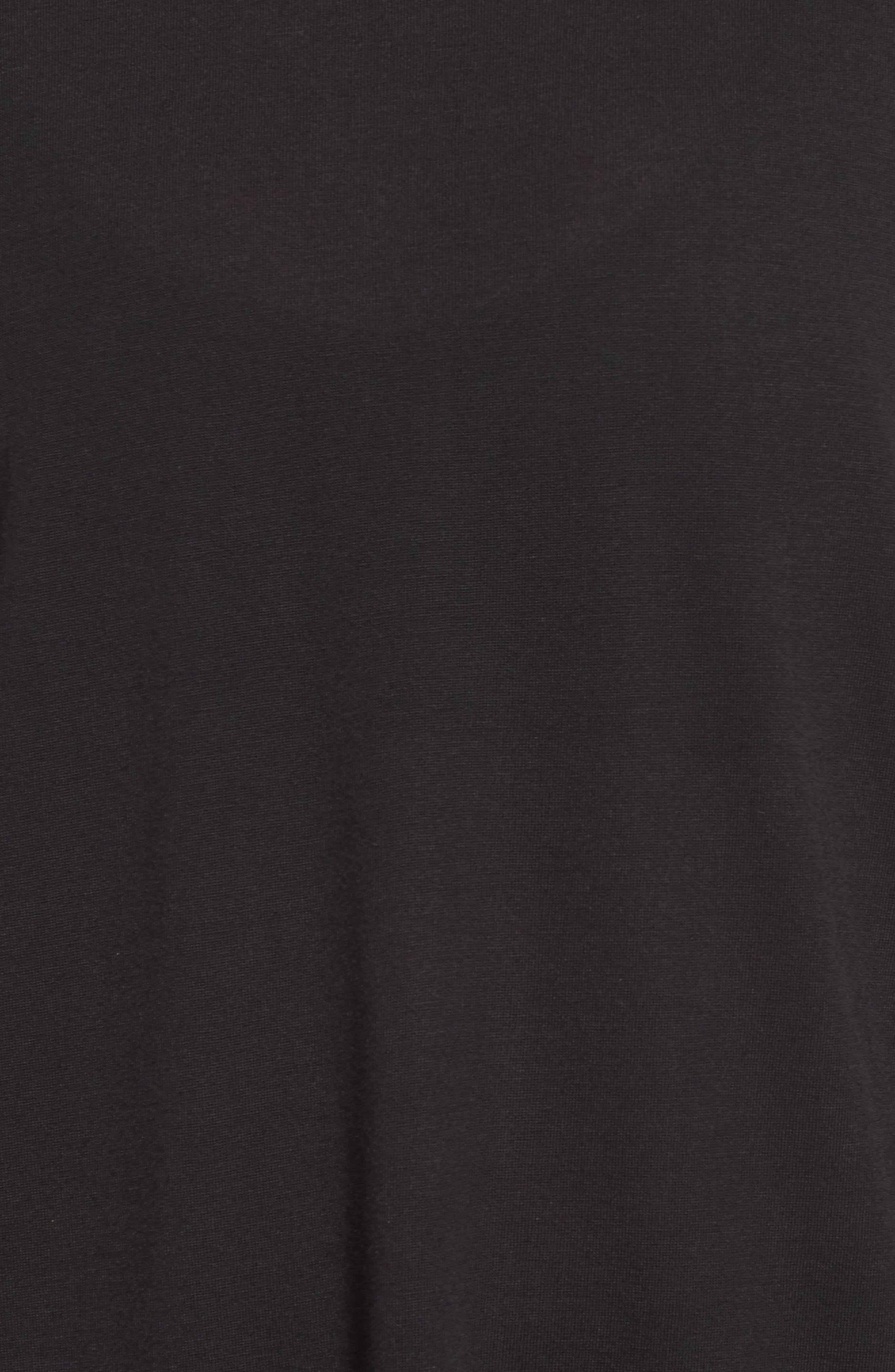 Collegiate Rolled Up Tee,                             Alternate thumbnail 23, color,