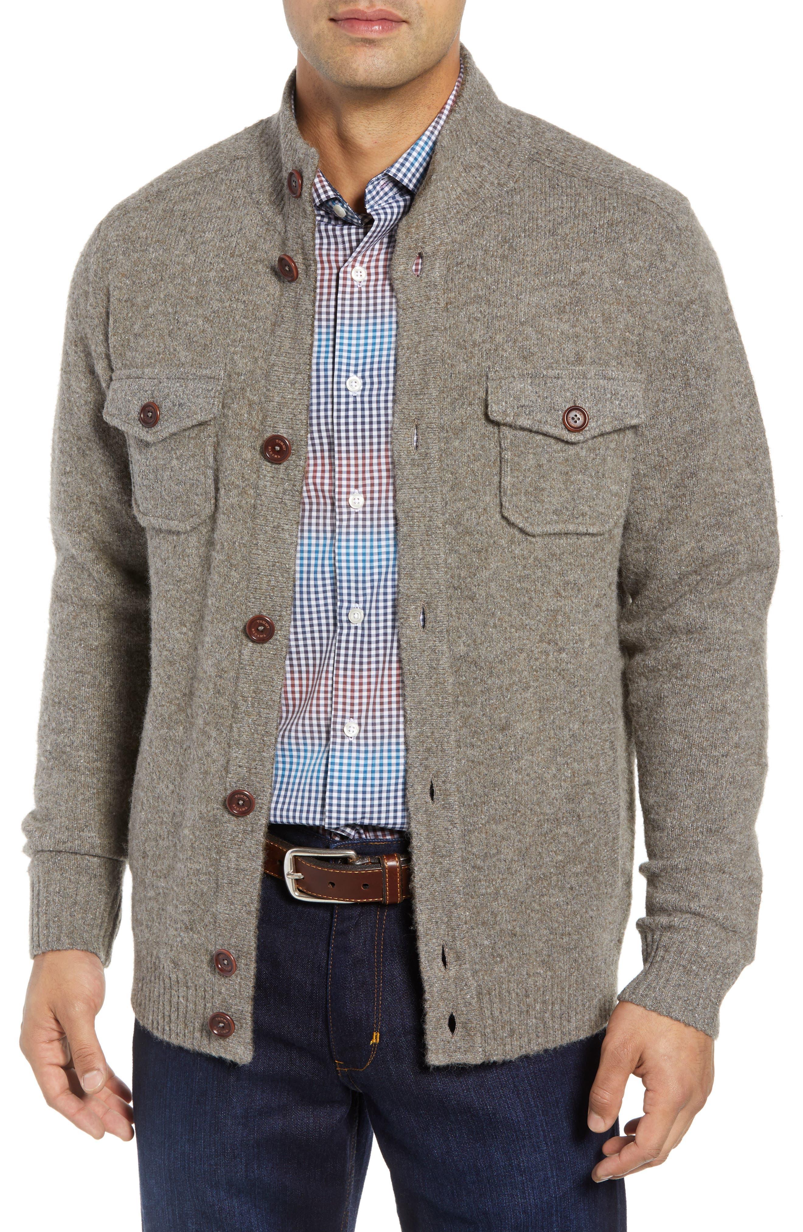 Desert Dunes Shirt Jacket,                         Main,                         color, CORK