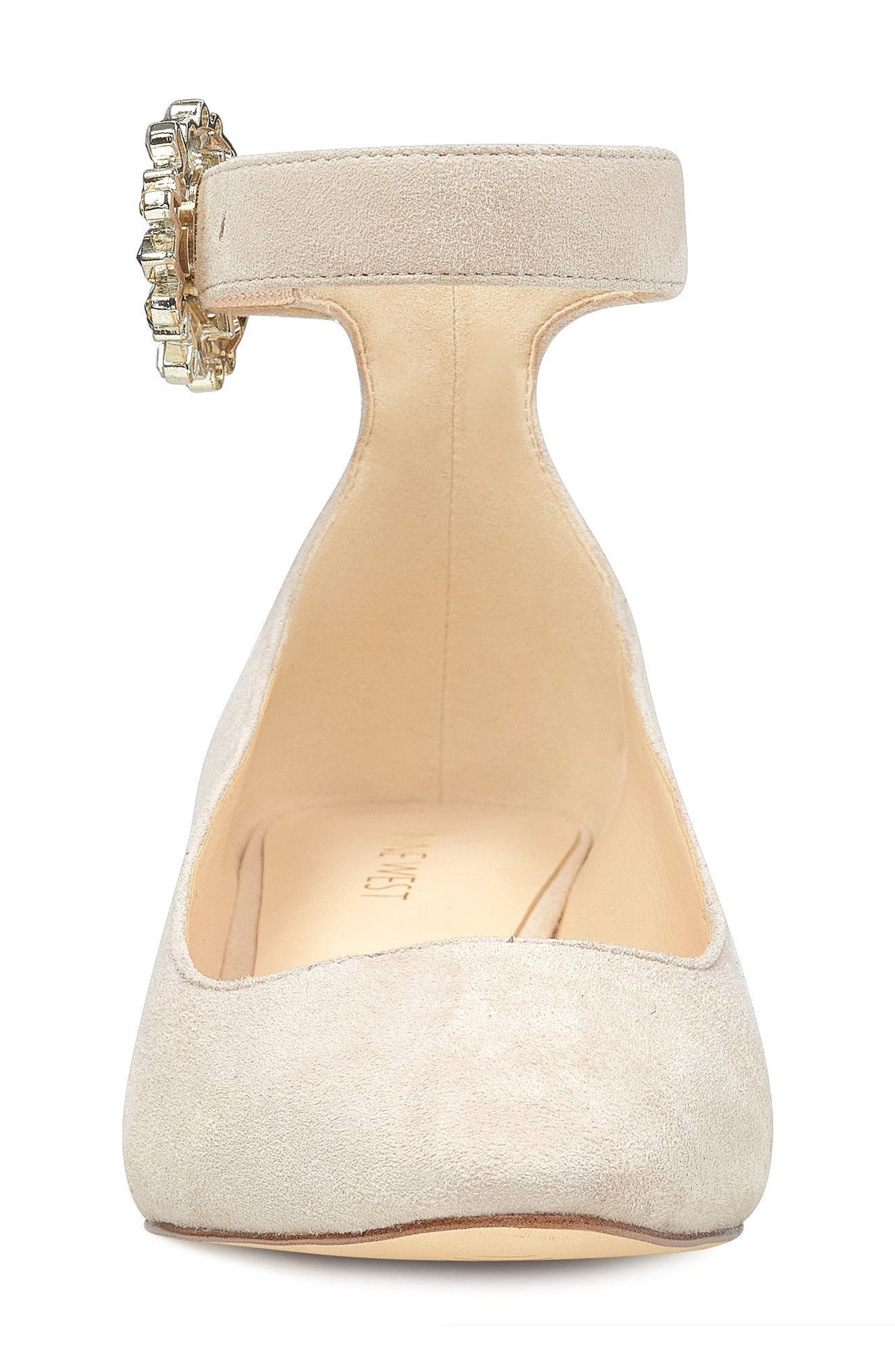 Bartly Ankle Strap Pump,                             Alternate thumbnail 11, color,