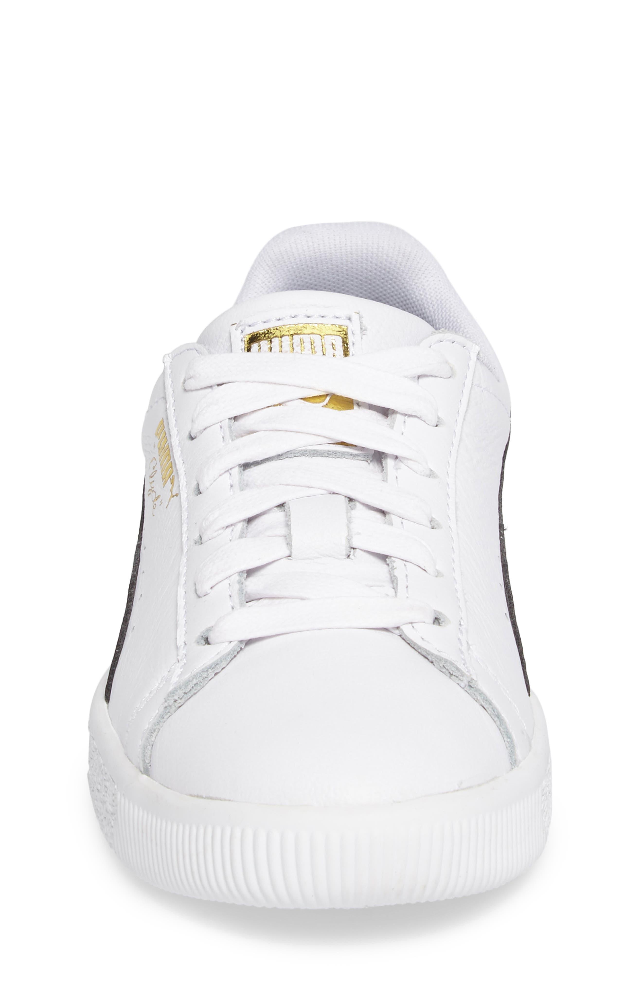 Clyde Core Foil Sneaker,                             Alternate thumbnail 21, color,