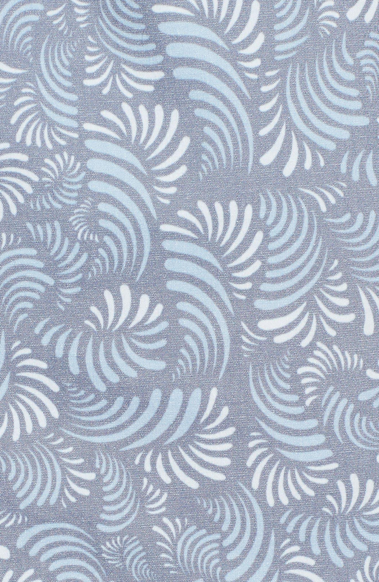 Seeker Board Shorts,                             Alternate thumbnail 5, color,                             LIGHT PINK/ BLUE