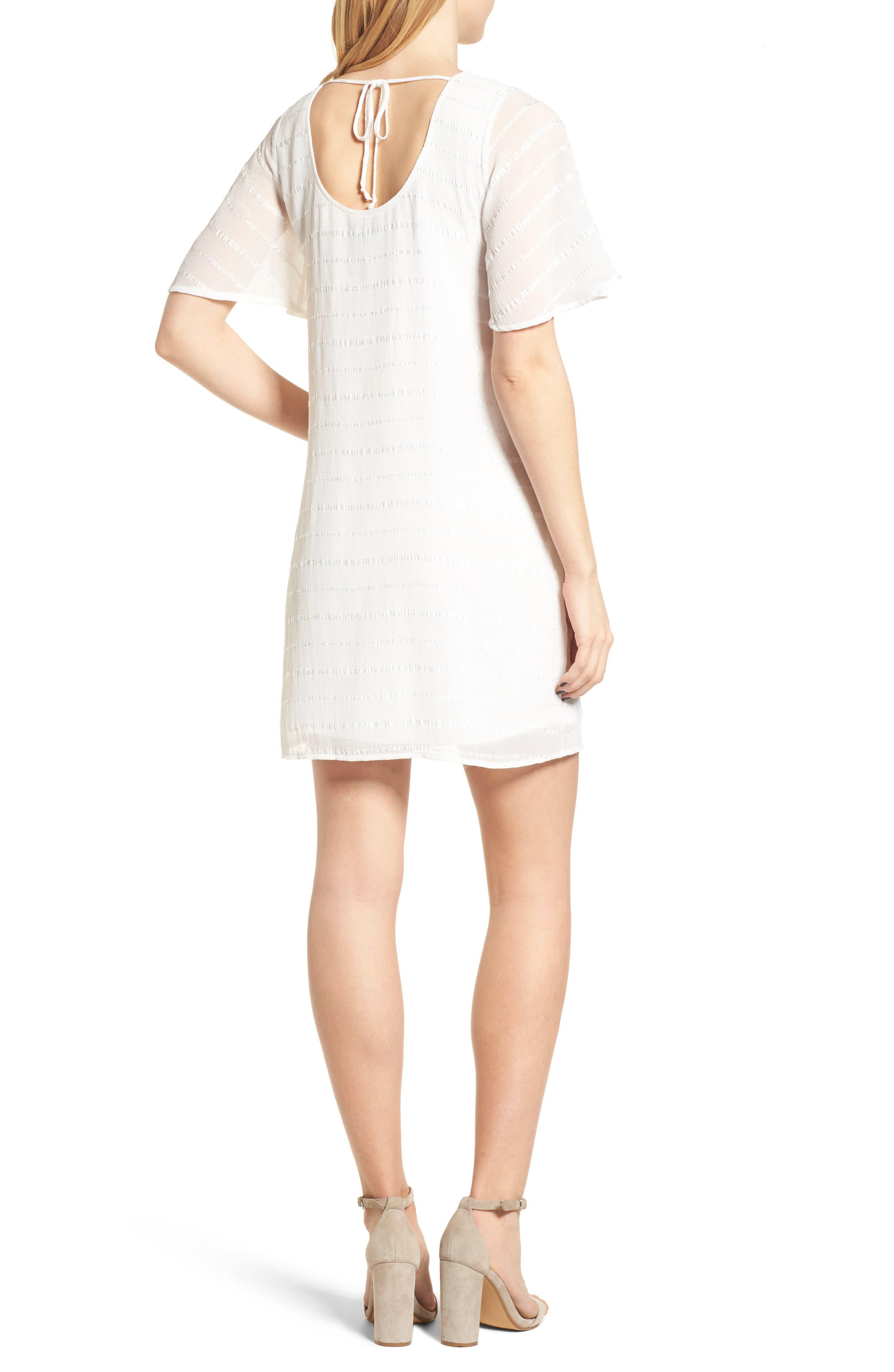 Shift Dress,                             Alternate thumbnail 2, color,                             900