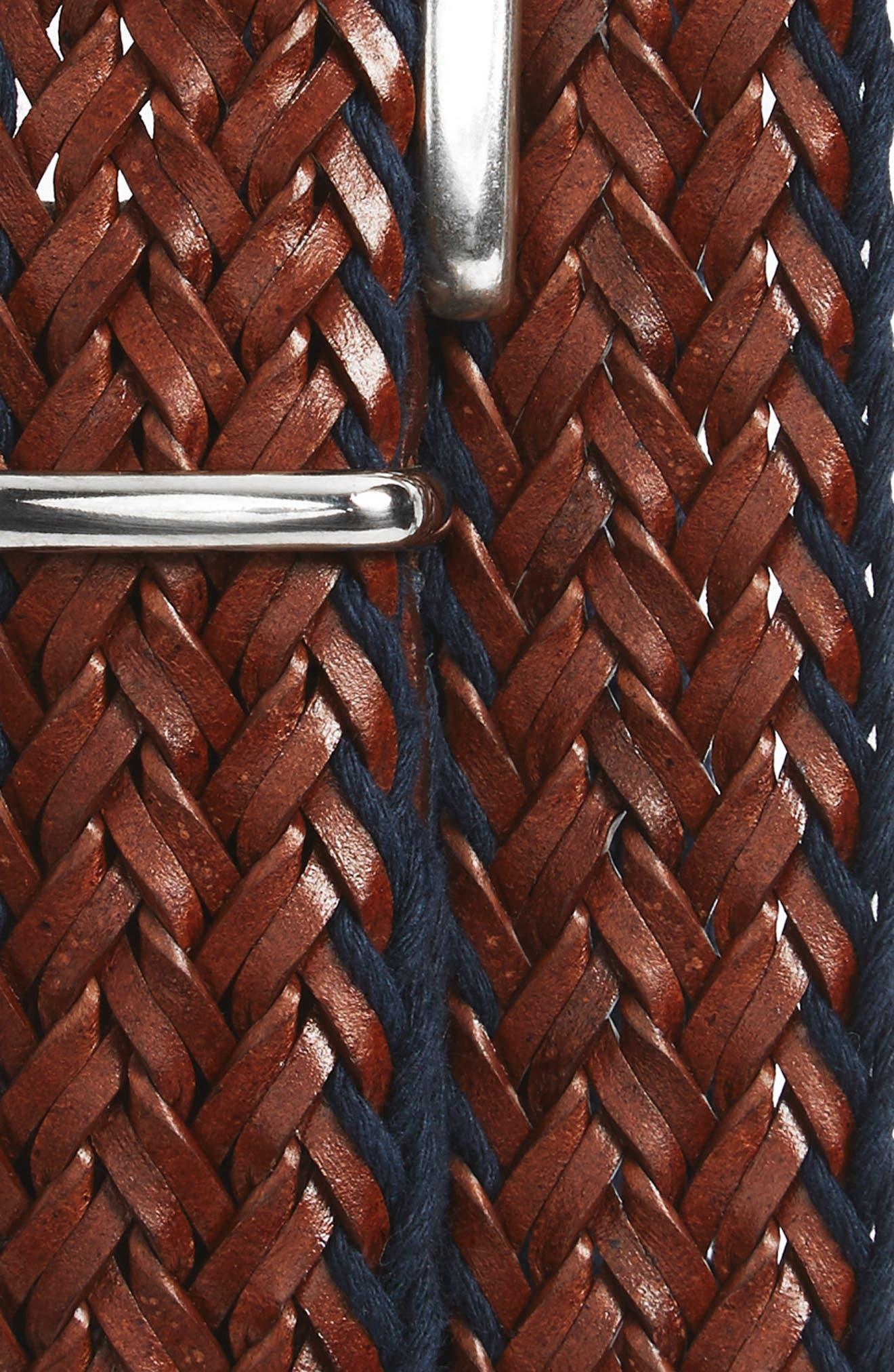 Woven Belt,                             Alternate thumbnail 2, color,                             400