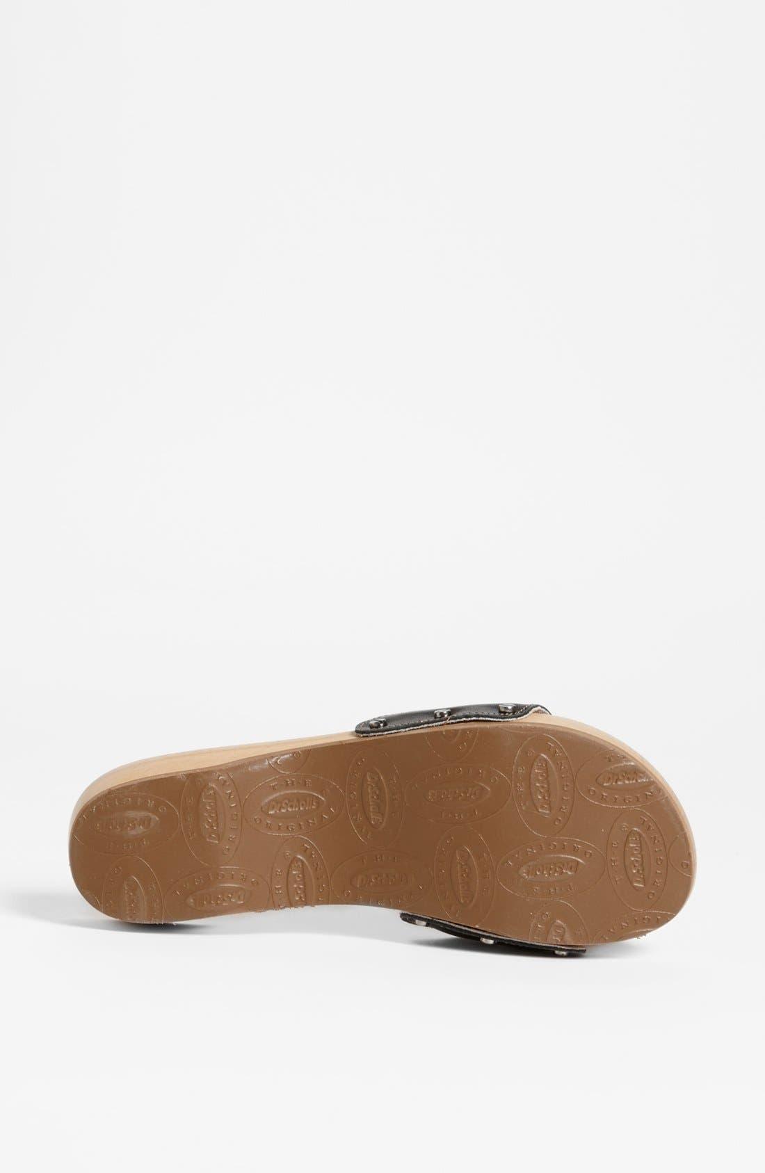 Original Collection Sandal,                             Alternate thumbnail 8, color,                             BLACK