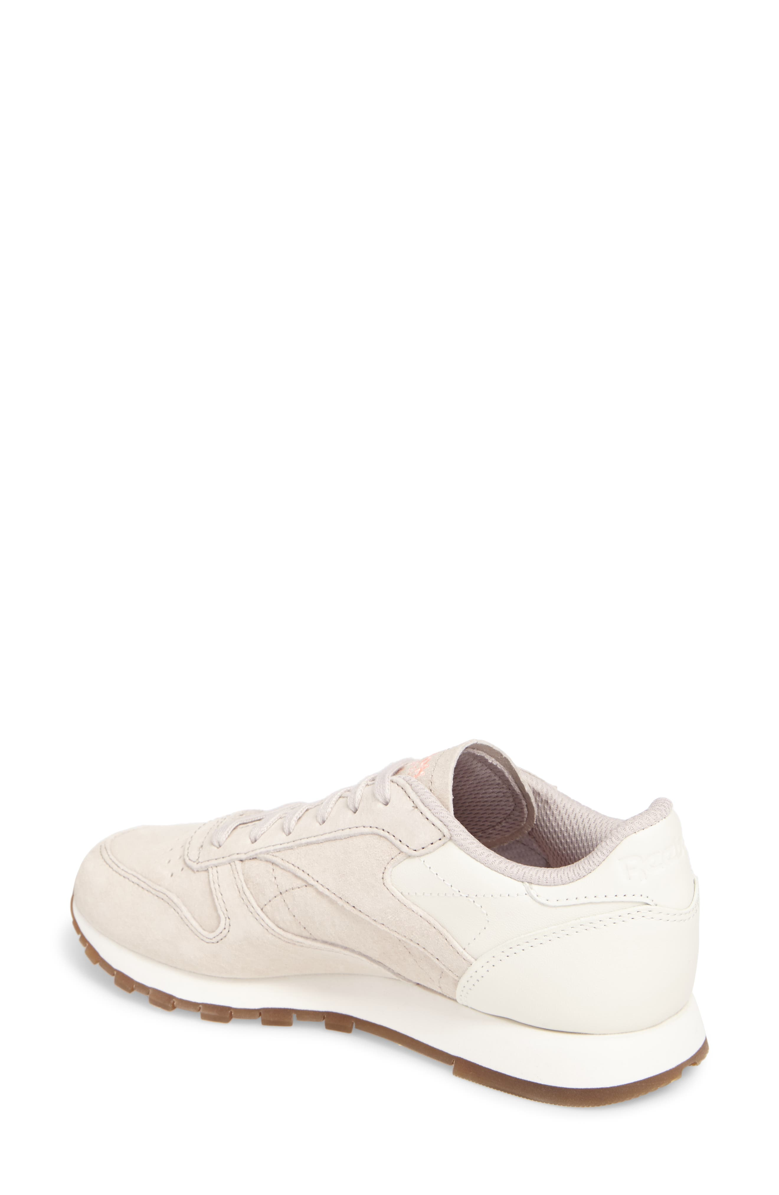 Classic Leather Sneaker,                             Alternate thumbnail 9, color,
