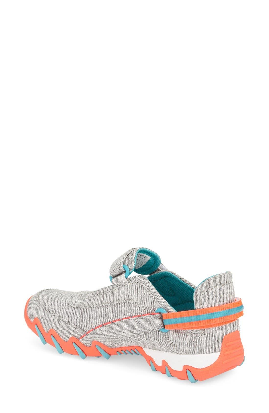 'Niro' Mary Jane Sneaker,                             Alternate thumbnail 2, color,                             038