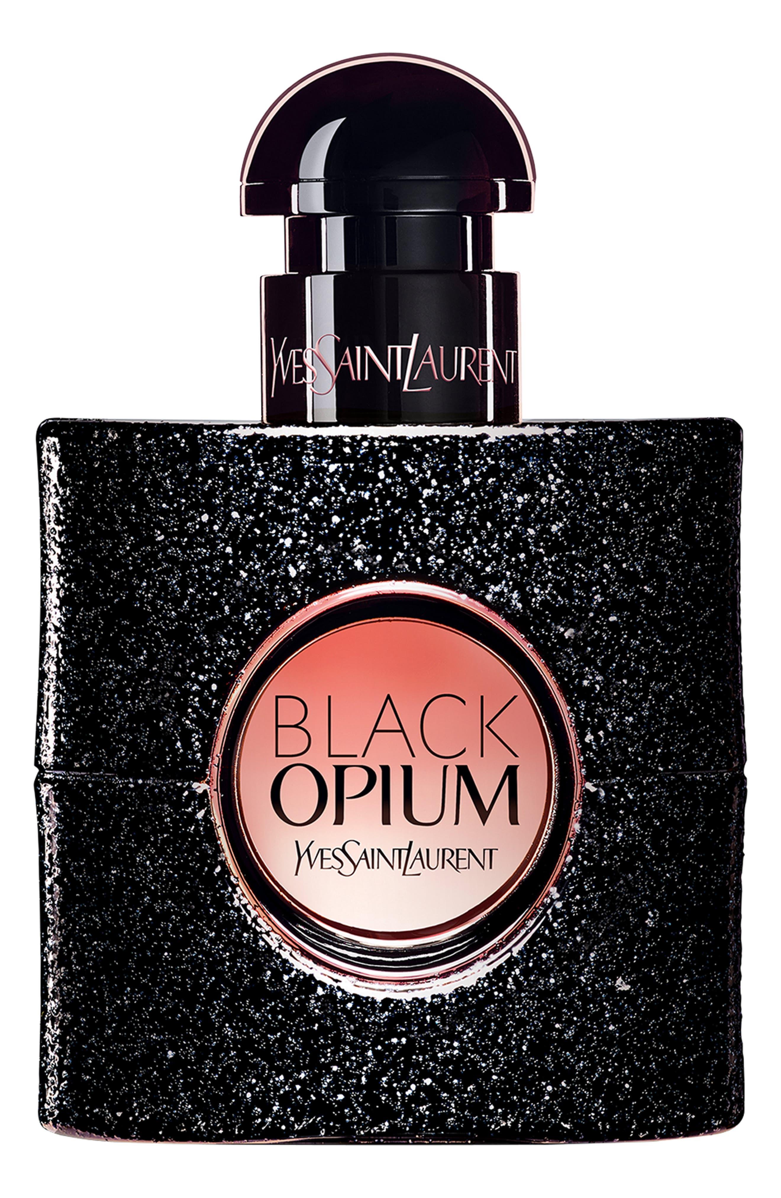 Black Opium Eau de Parfum,                             Main thumbnail 1, color,                             NO COLOR