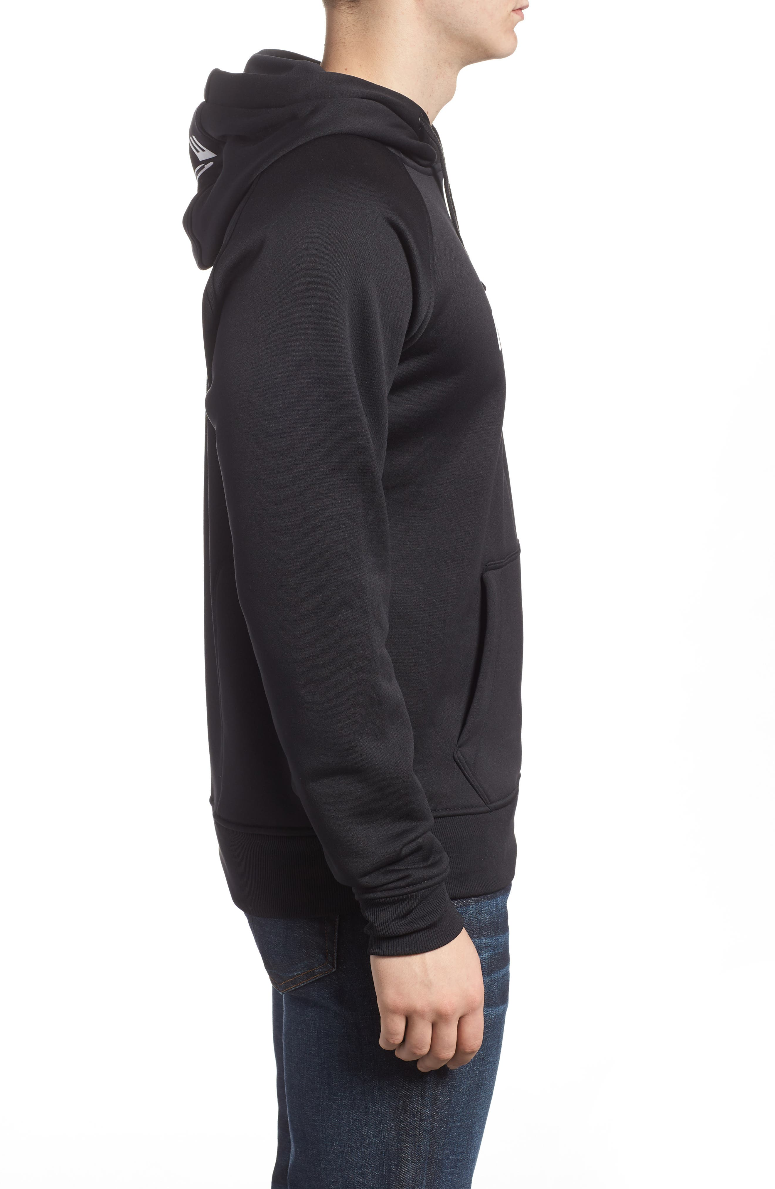 THE NORTH FACE,                             Mount Modern Hoodie,                             Alternate thumbnail 3, color,                             001