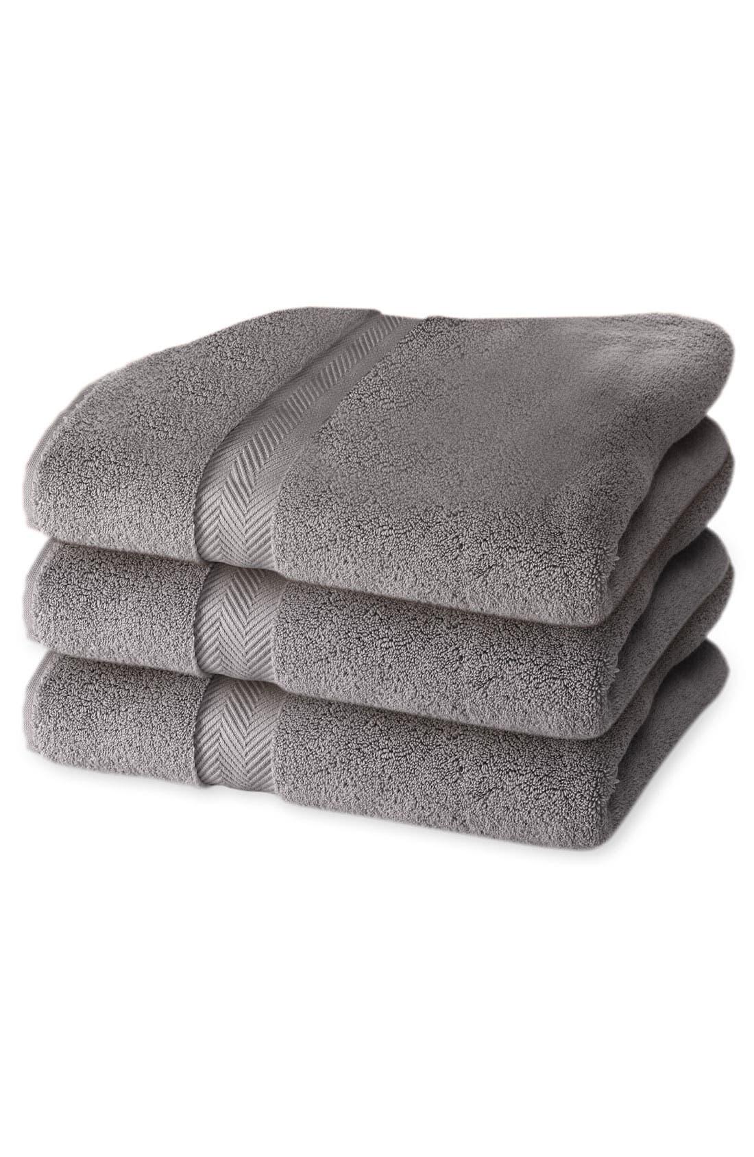 Hydrocotton Bath Towel,                             Alternate thumbnail 5, color,                             GRAPHITE