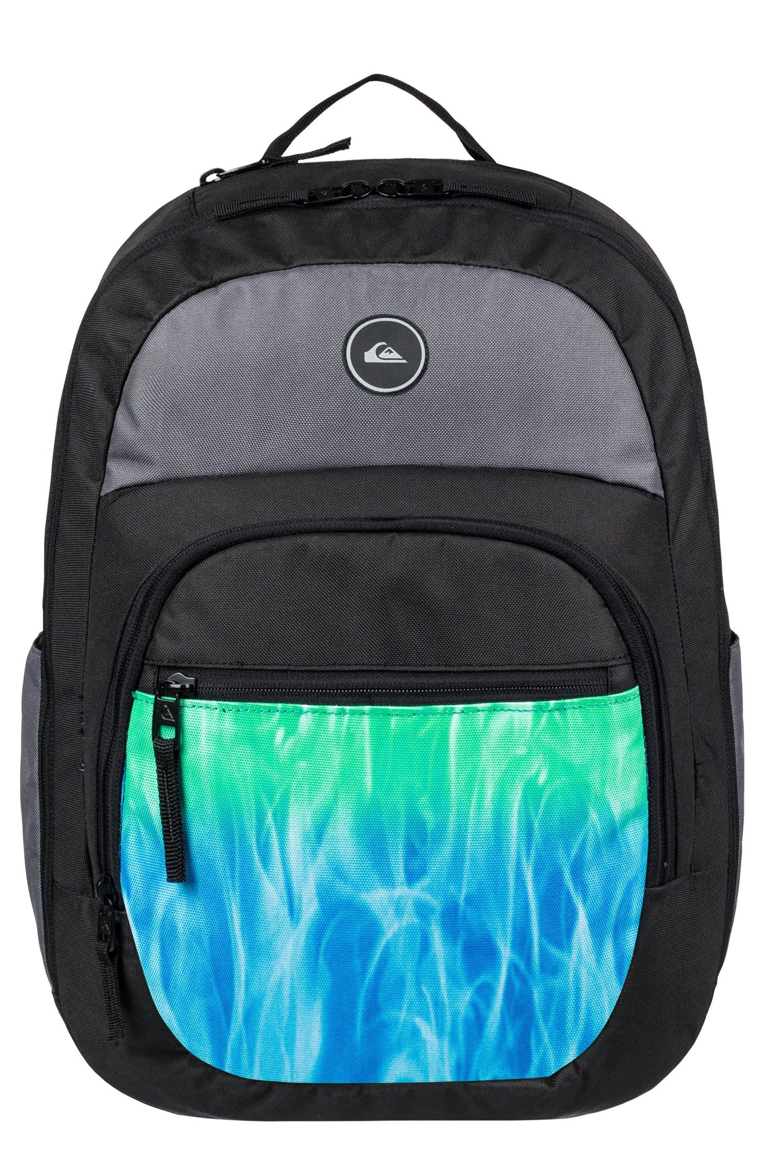 Quiksilver Schoolie Cooler Ii Backpack - Grey