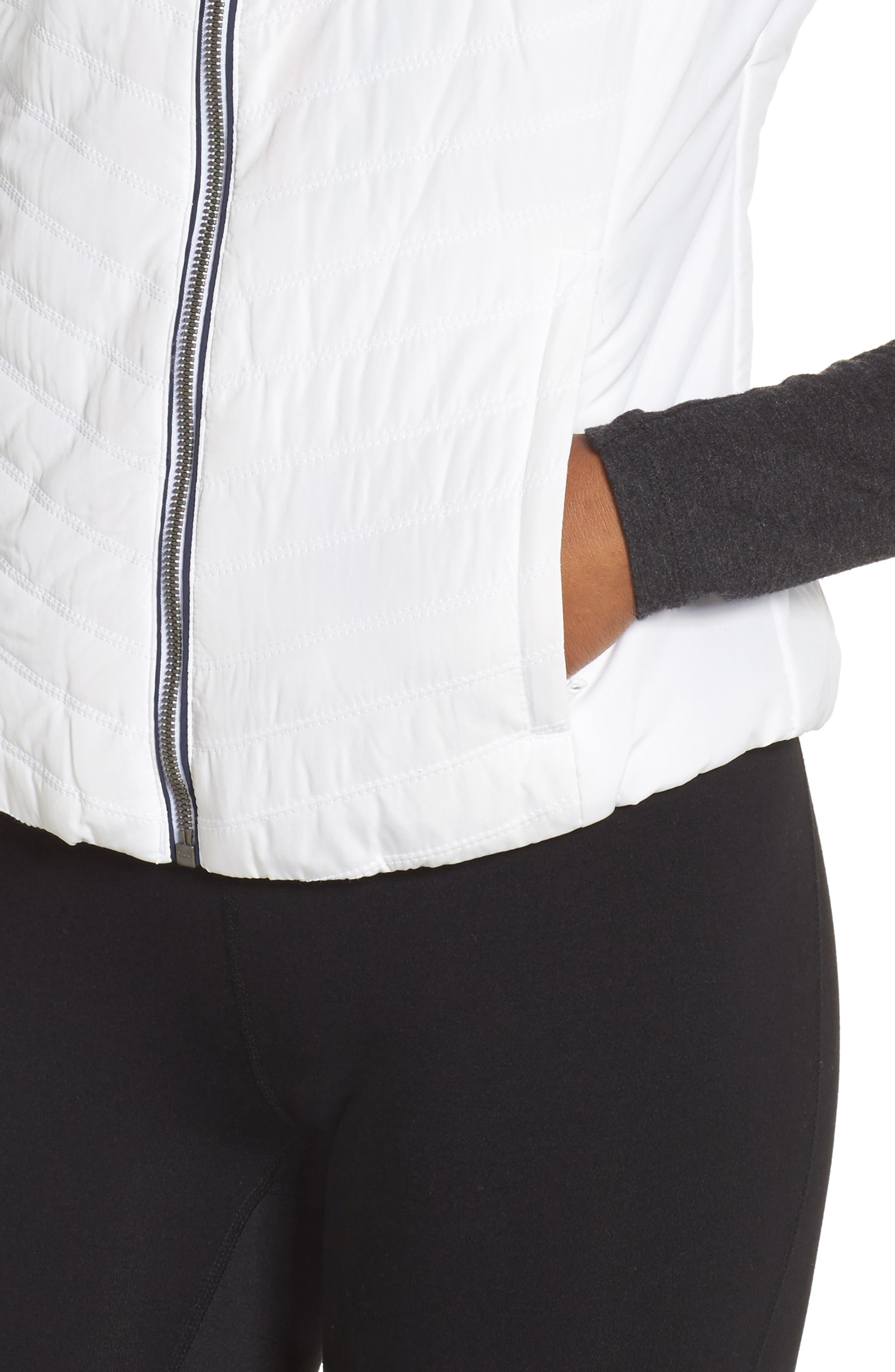 Crew Insulator Vest,                             Alternate thumbnail 4, color,                             100