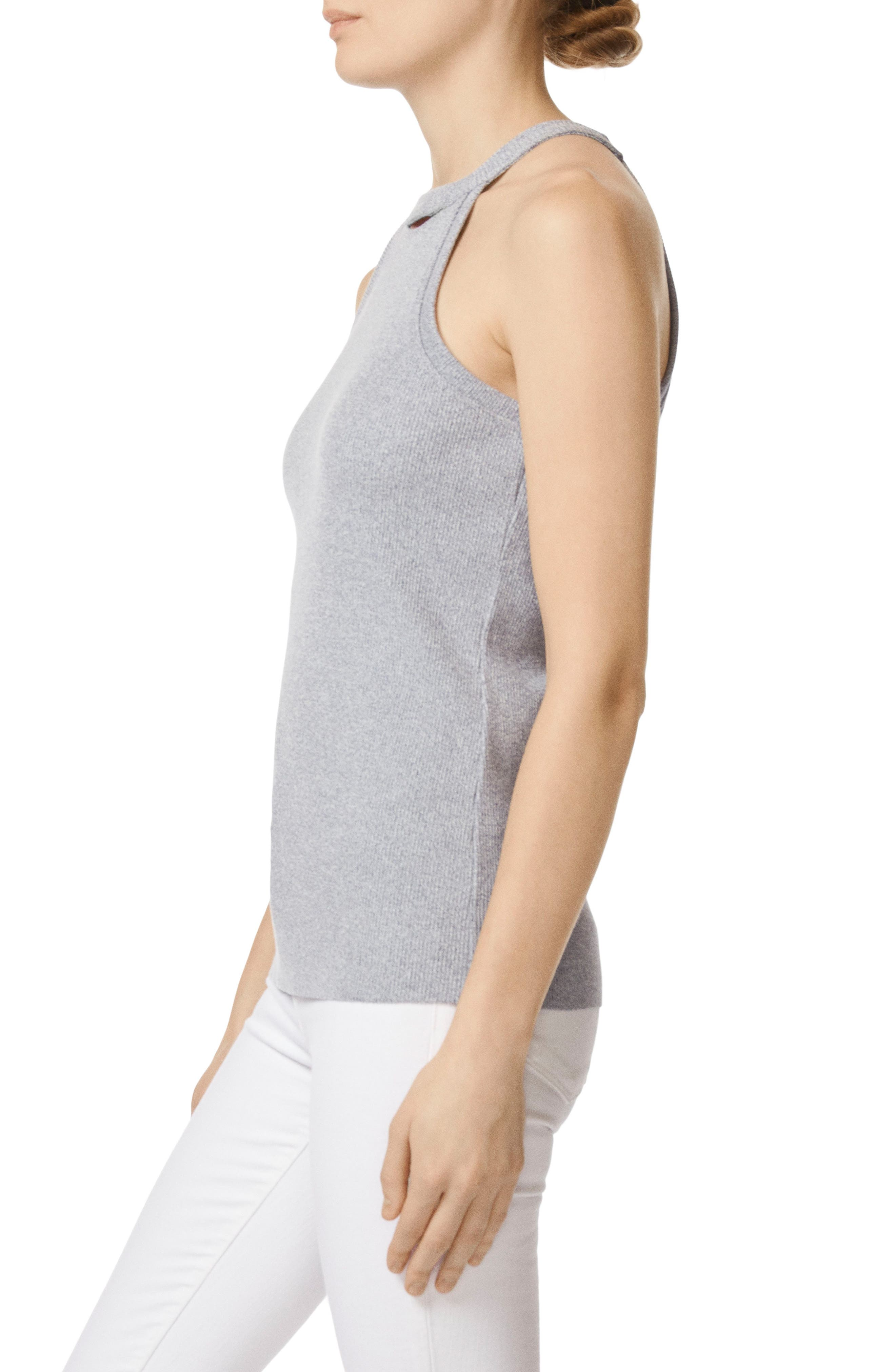J BRAND,                             Coastal Halter Top,                             Alternate thumbnail 3, color,                             402