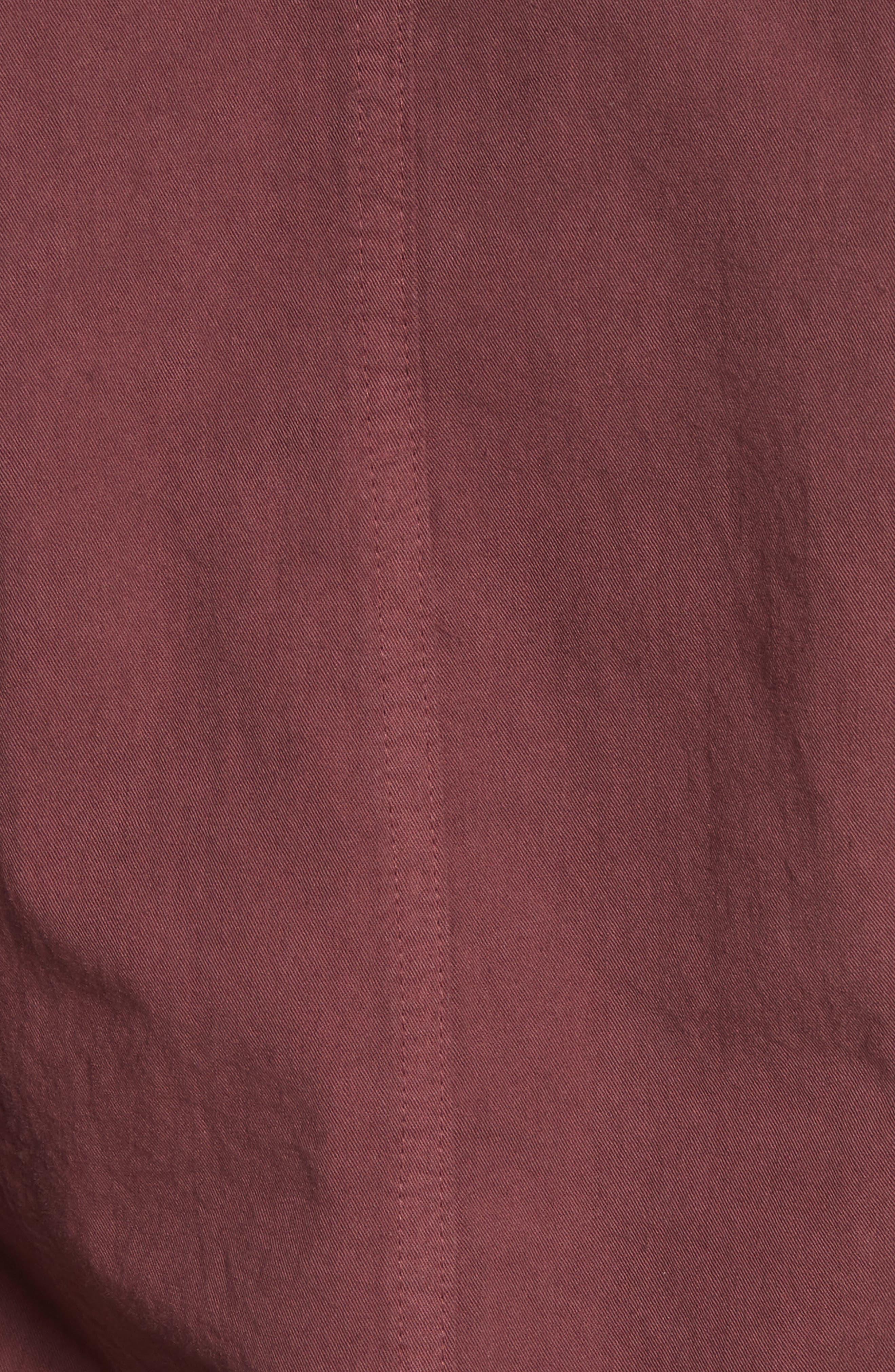 Flamethrower Zip Front Jumpsuit,                             Alternate thumbnail 5, color,                             205