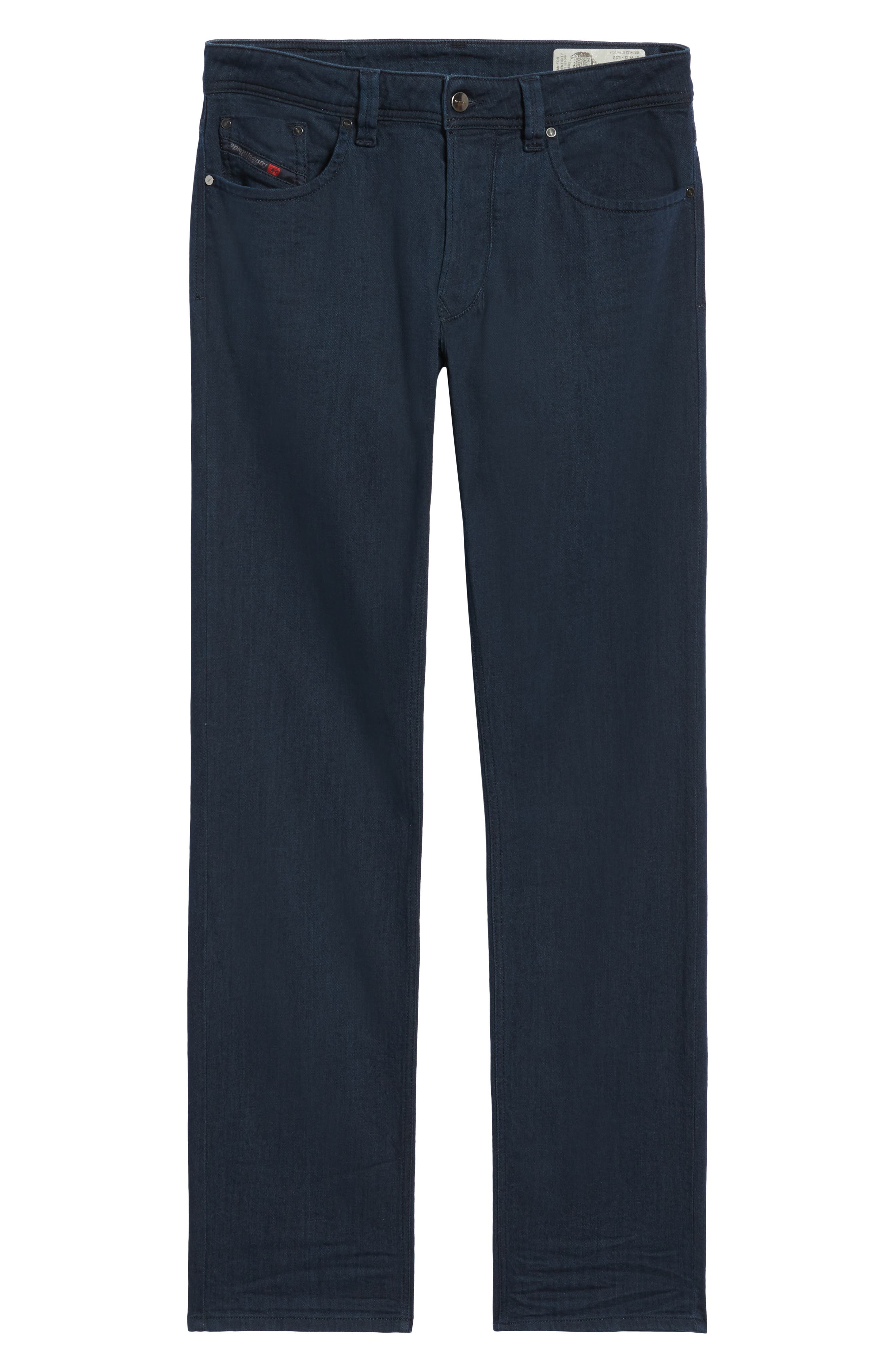 DIESEL<SUP>®</SUP>,                             Larkee Relaxed Fit Jeans,                             Alternate thumbnail 6, color,                             400