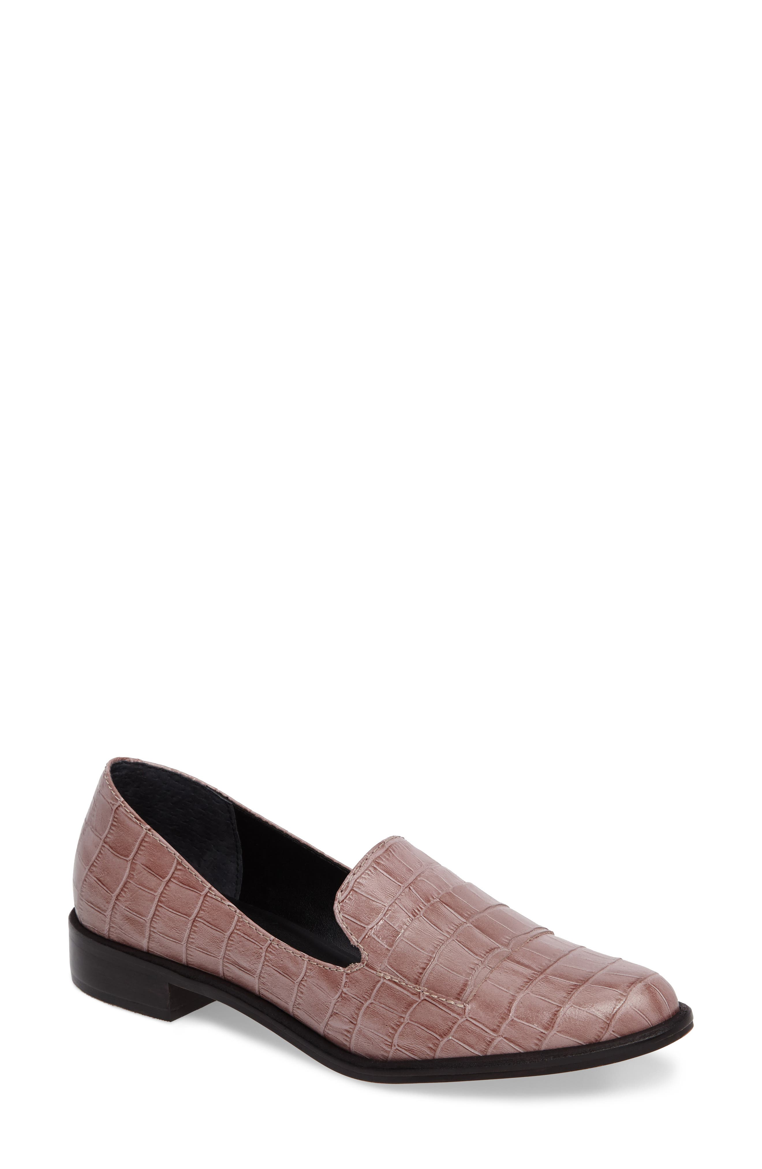 M4D3 'Ocean' Flat Loafer,                             Main thumbnail 6, color,