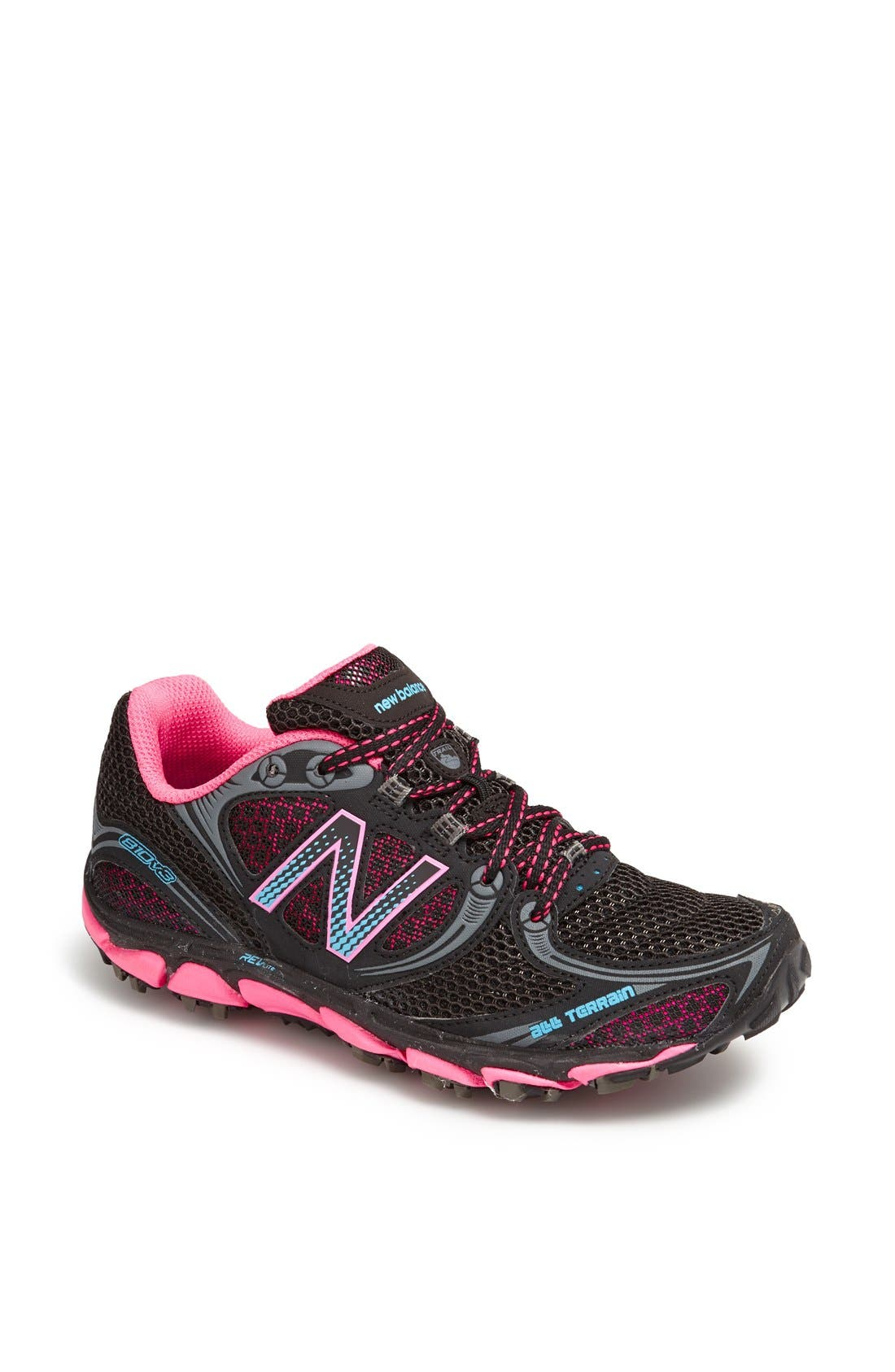 '810' Trail Running Shoe, Main, color, 018