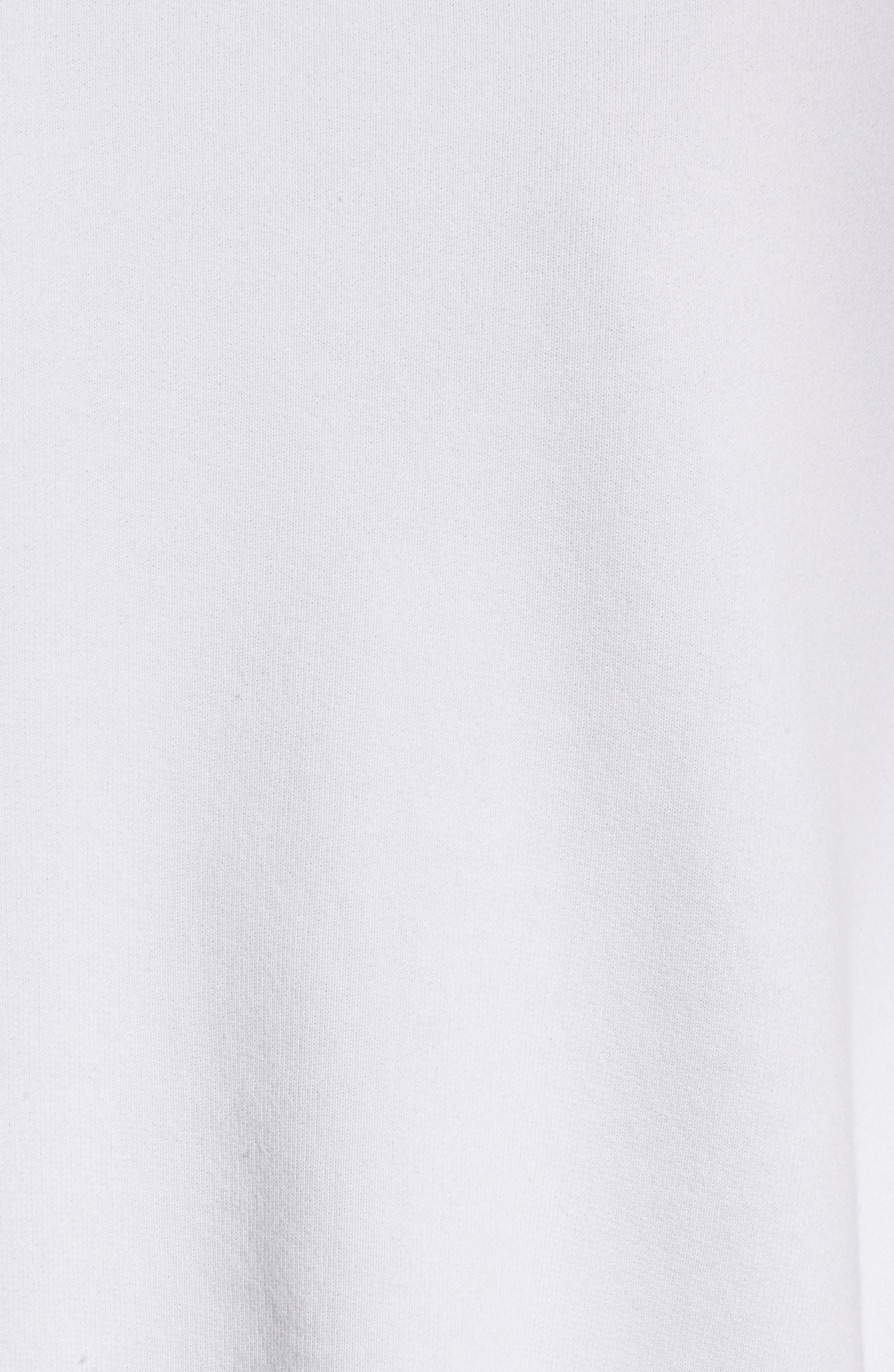 Zip Fleece Jacket,                             Alternate thumbnail 5, color,