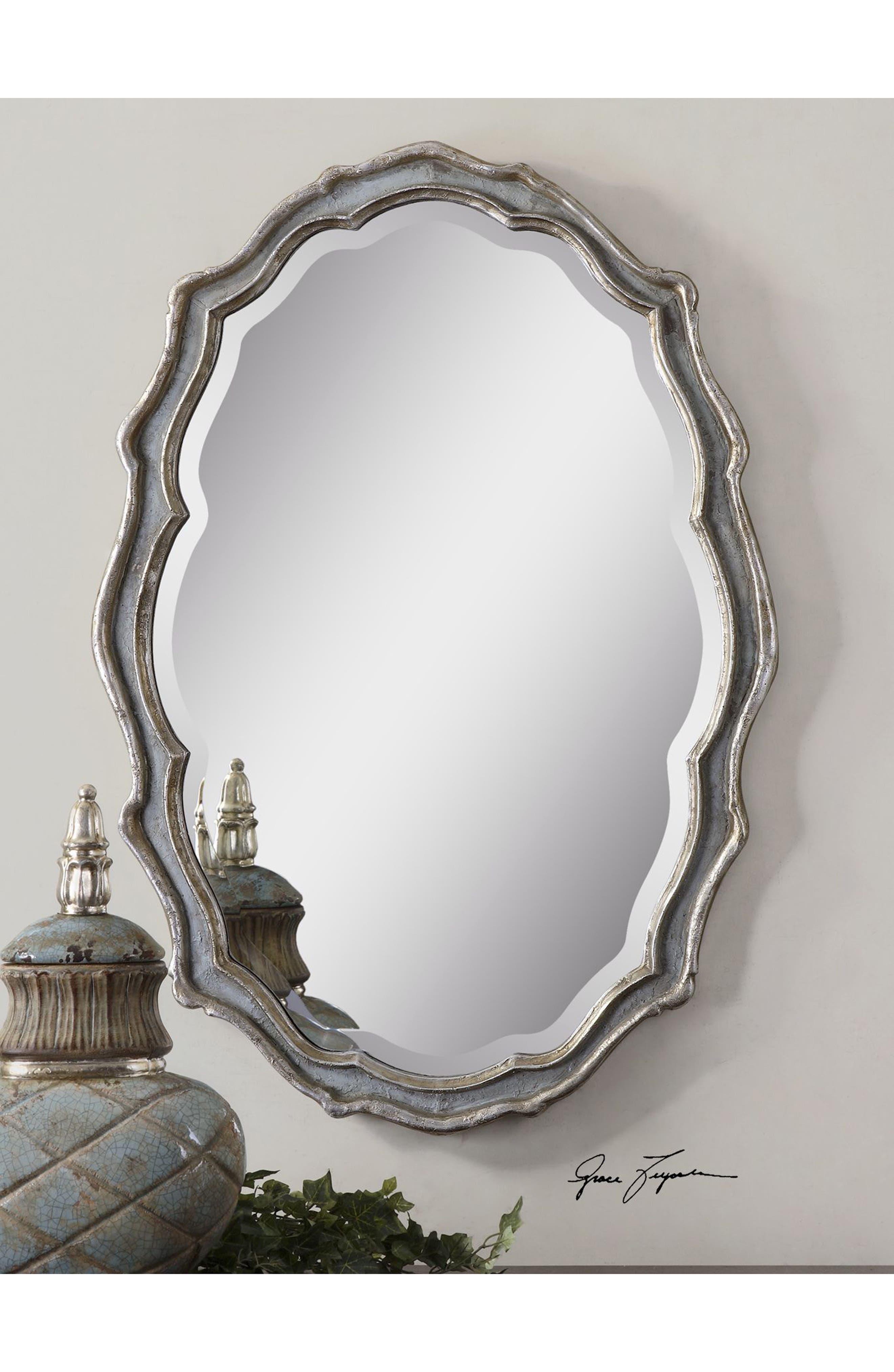 Dorgali Wall Mirror,                             Alternate thumbnail 2, color,                             040