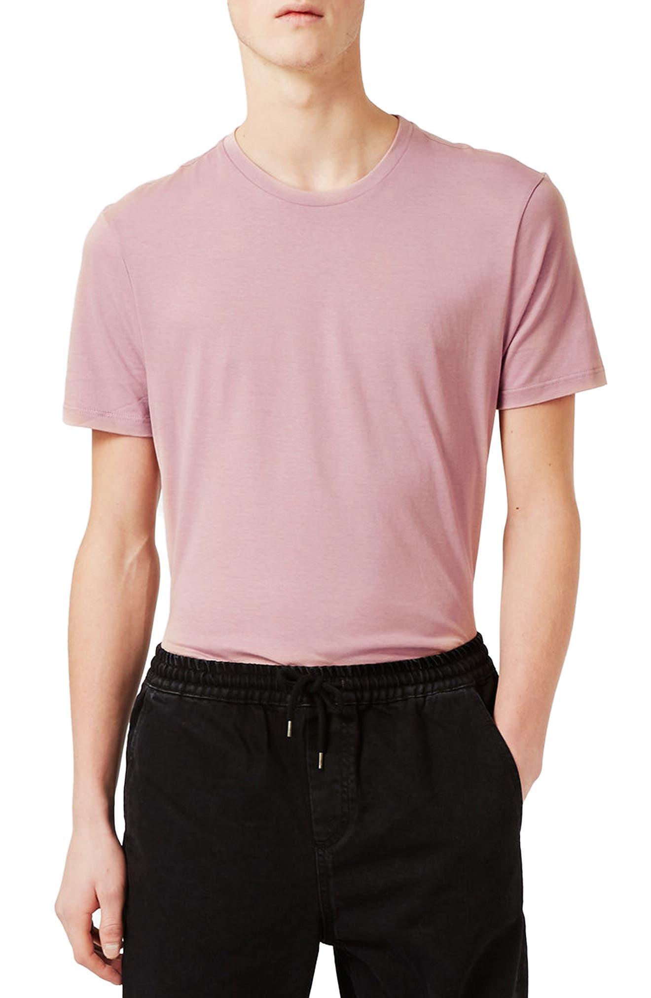 Slim Fit Crewneck T-Shirt,                             Main thumbnail 76, color,