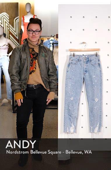 Helena Rigid High Waist Straight Jeans, sales video thumbnail