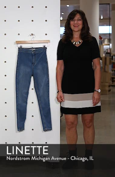 Joni Mid Denim Jeans, sales video thumbnail
