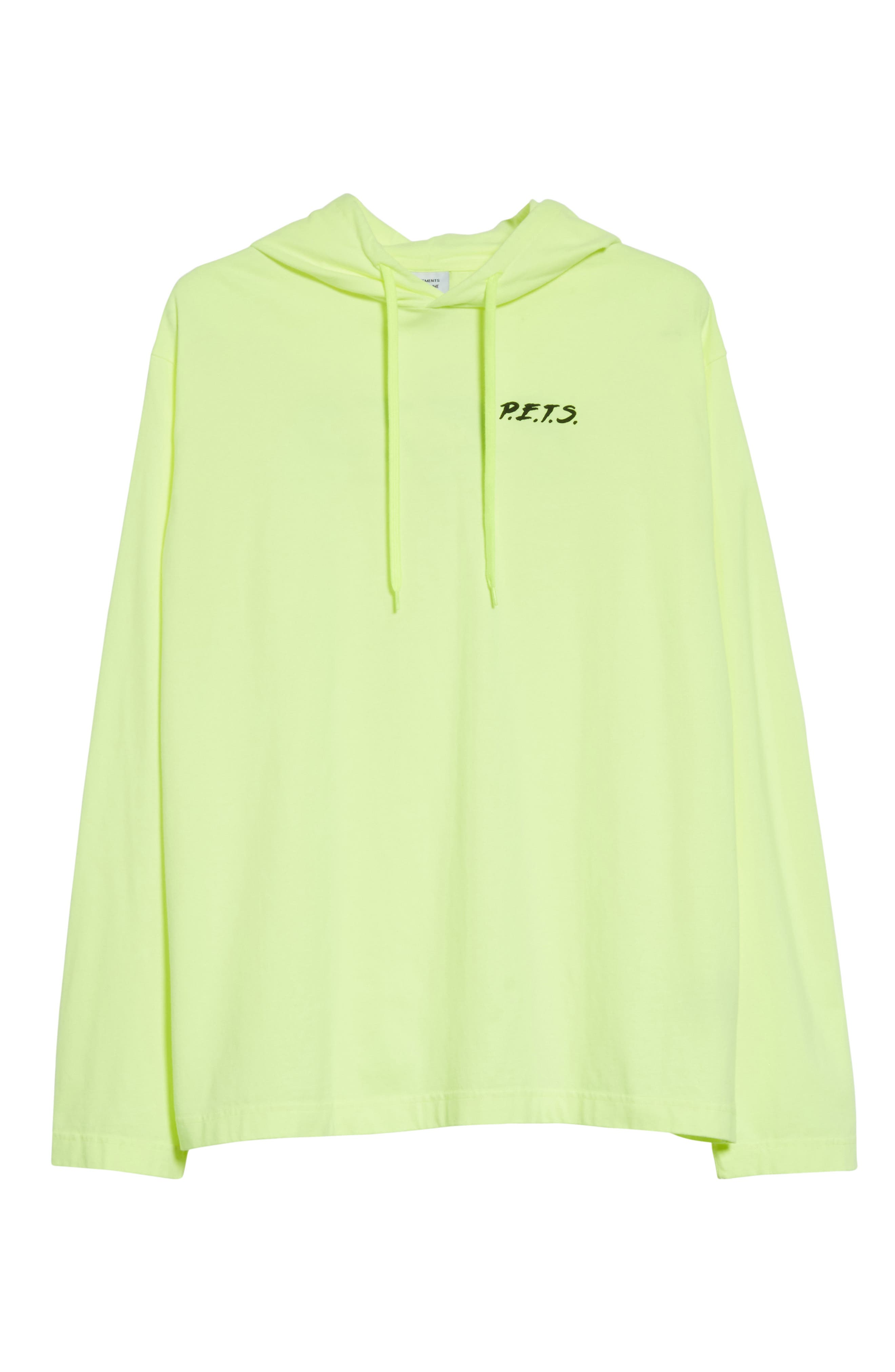 P.E.T.S. Jersey Pullover Hoodie,                             Alternate thumbnail 6, color,                             740