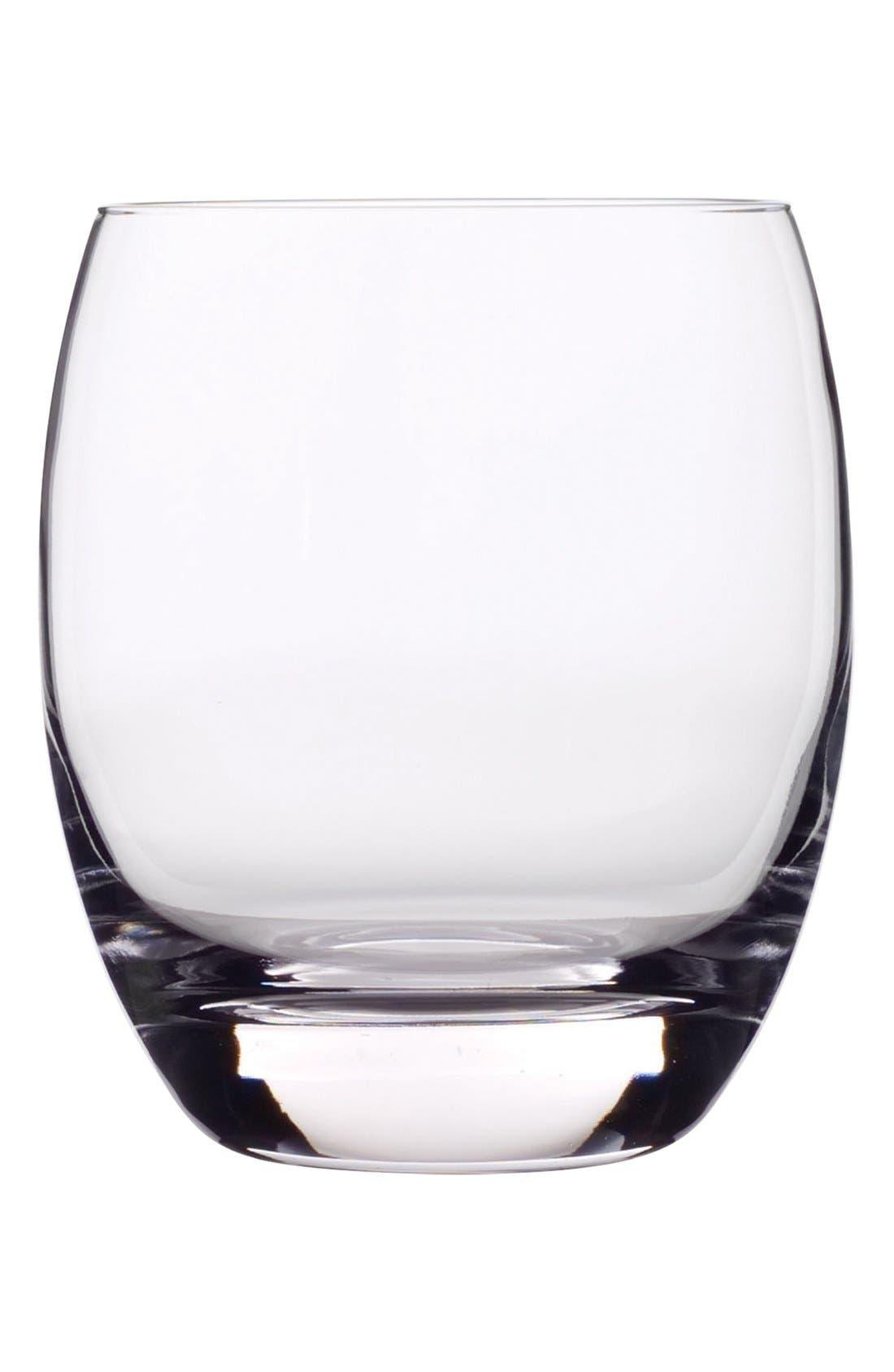 'Crescendo' Double Old Fashioned Glasses,                             Main thumbnail 1, color,                             000
