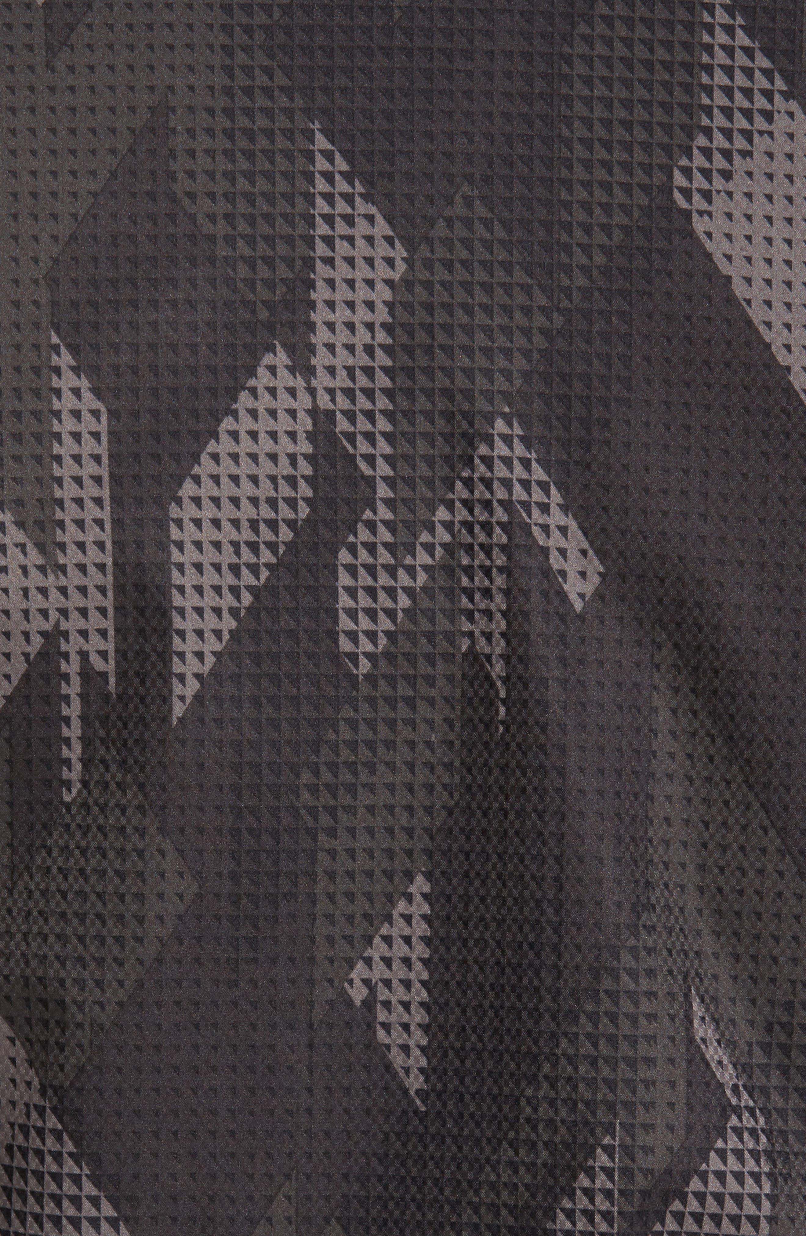 Flex Running Jacket,                             Alternate thumbnail 6, color,                             010