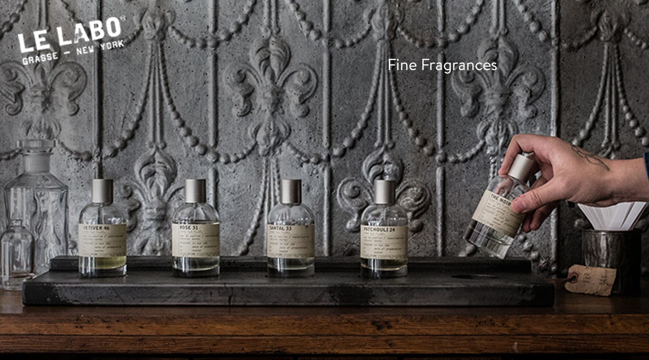 Le Labo fine fragrances