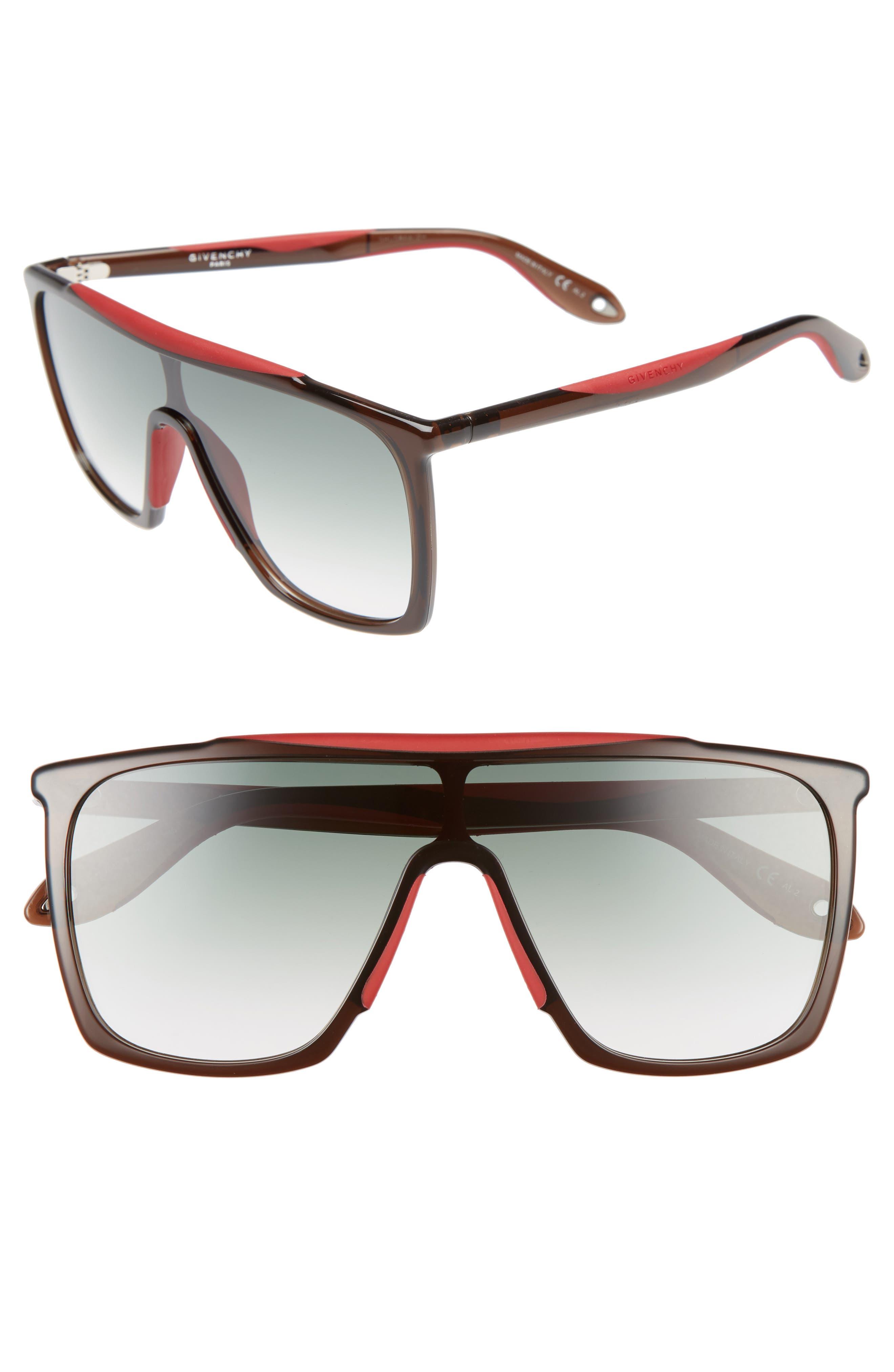 53mm Mask Sunglasses,                             Main thumbnail 3, color,