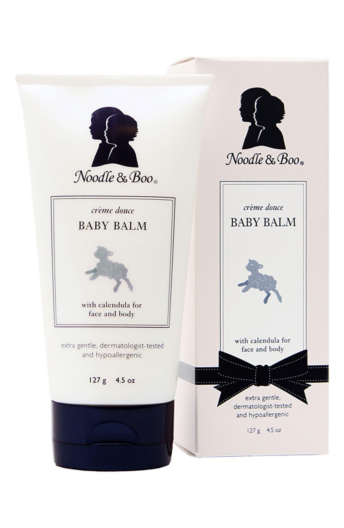 NOODLE & BOO Baby Balm, Main, color, NO COLOR