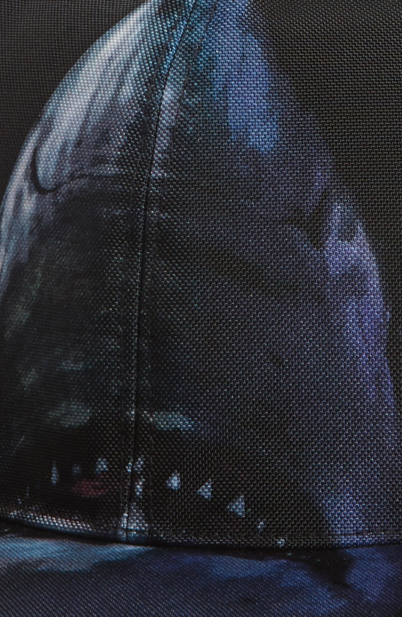 Shark Print Cap,                             Alternate thumbnail 3, color,                             MULTICOLORED