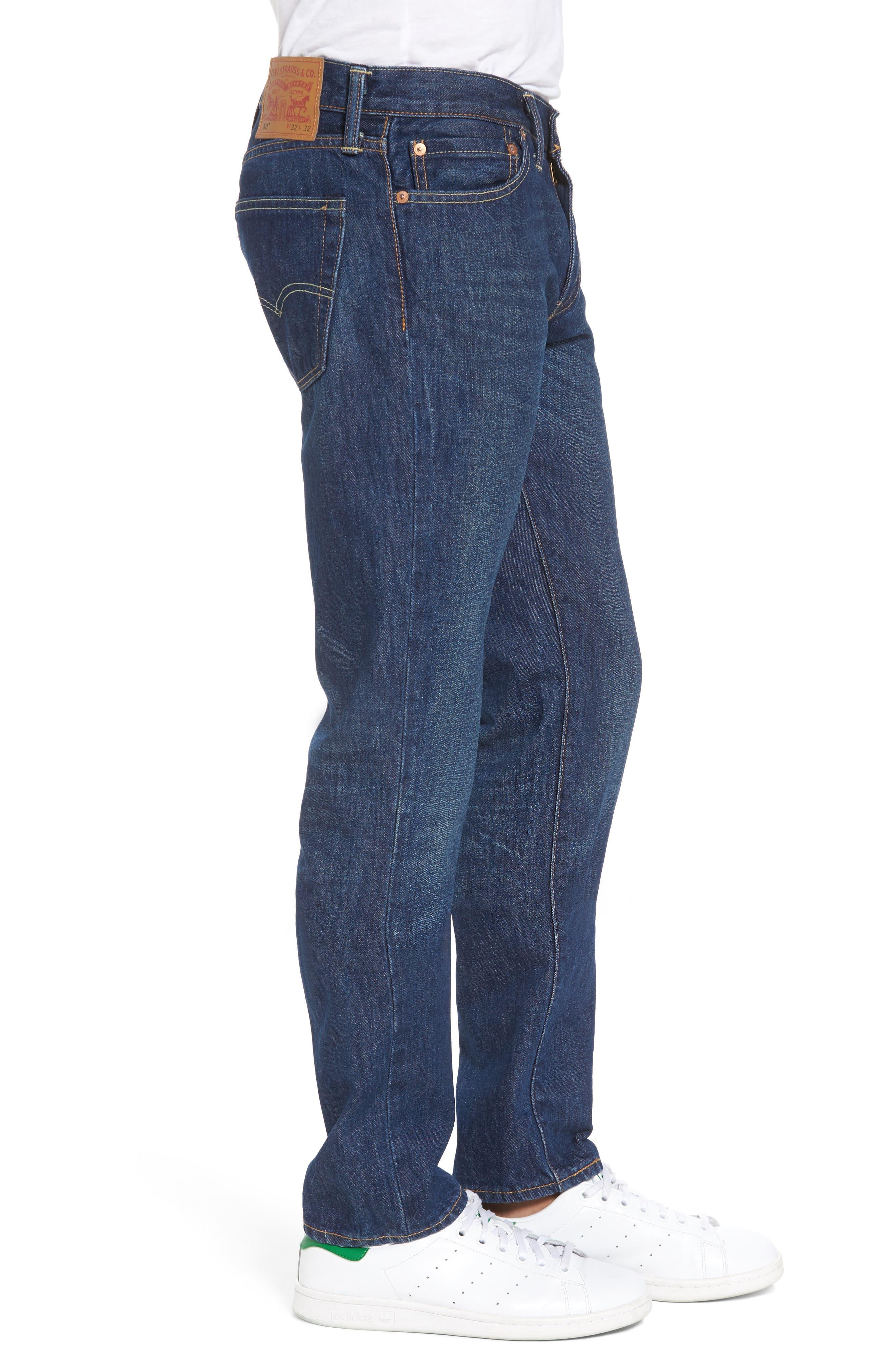 511<sup>™</sup> Slim Fit Jeans,                             Alternate thumbnail 3, color,                             DARK AUTHENTIC