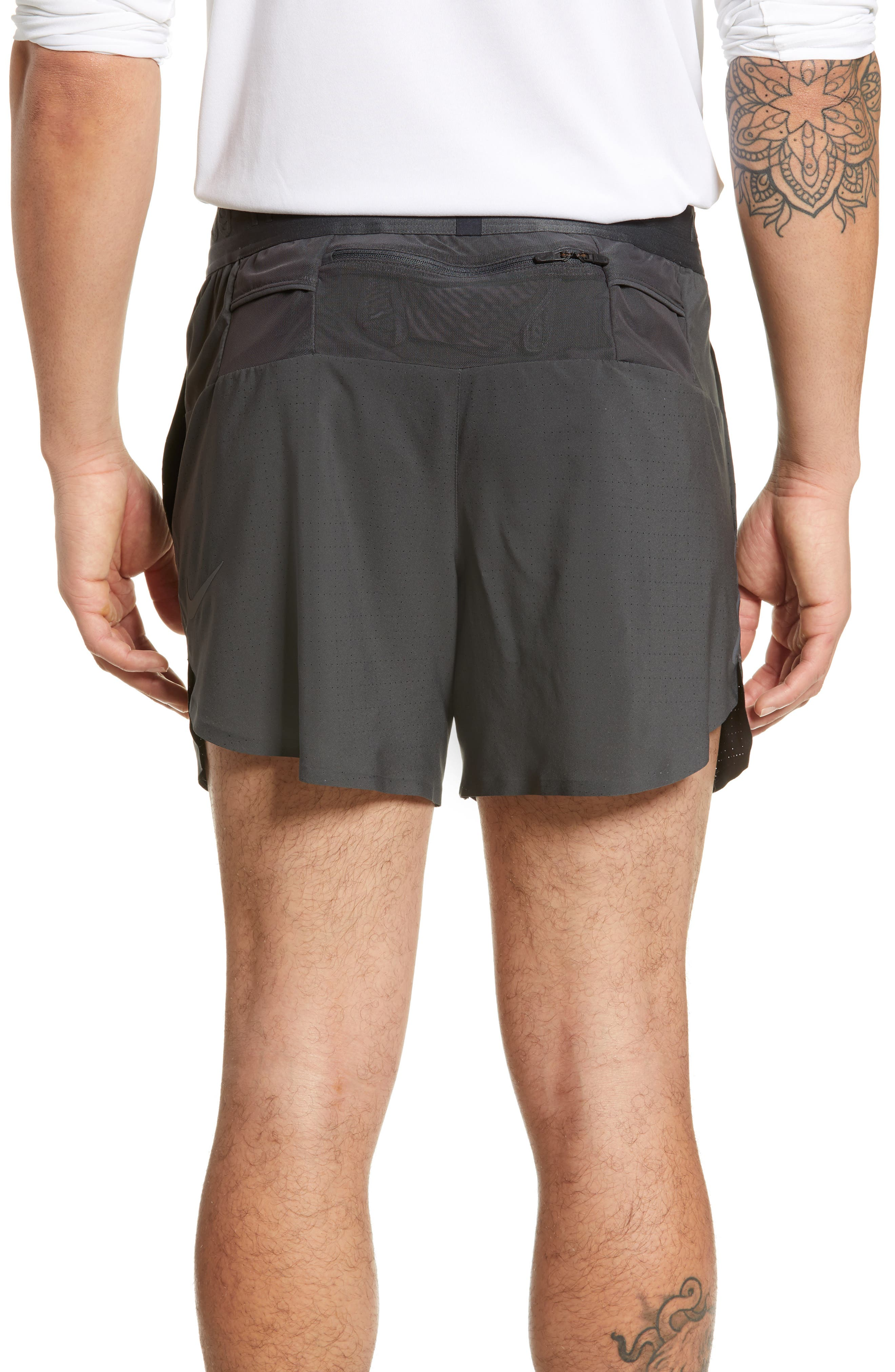 Running Shorts,                             Alternate thumbnail 2, color,                             ANTHRACITE/ ANTHRACITE