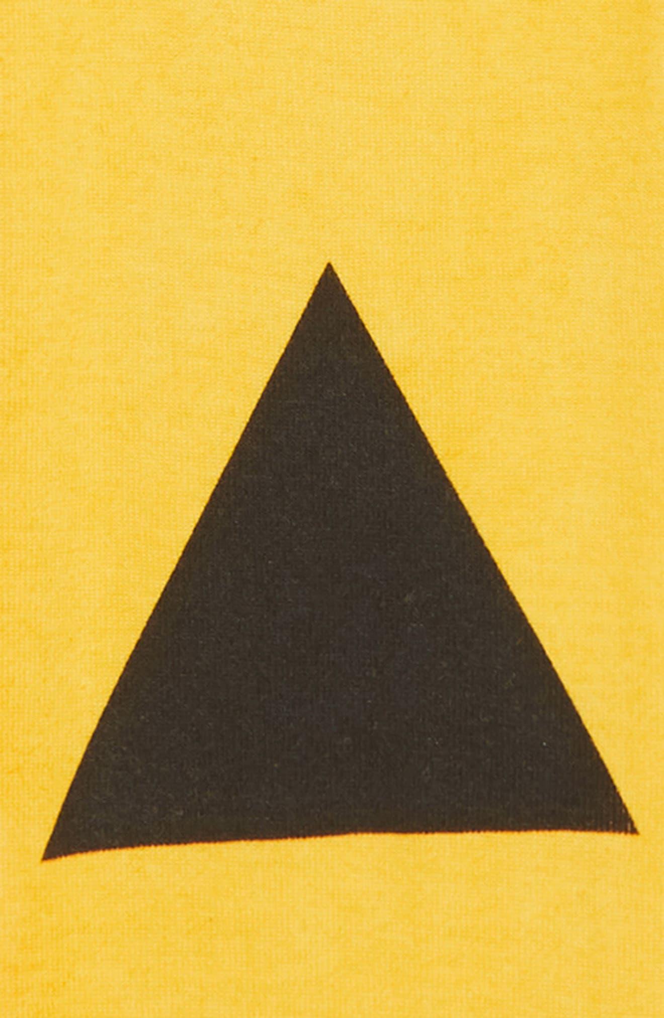 Geometric Leggings,                             Alternate thumbnail 2, color,                             DUSTY YELLOW