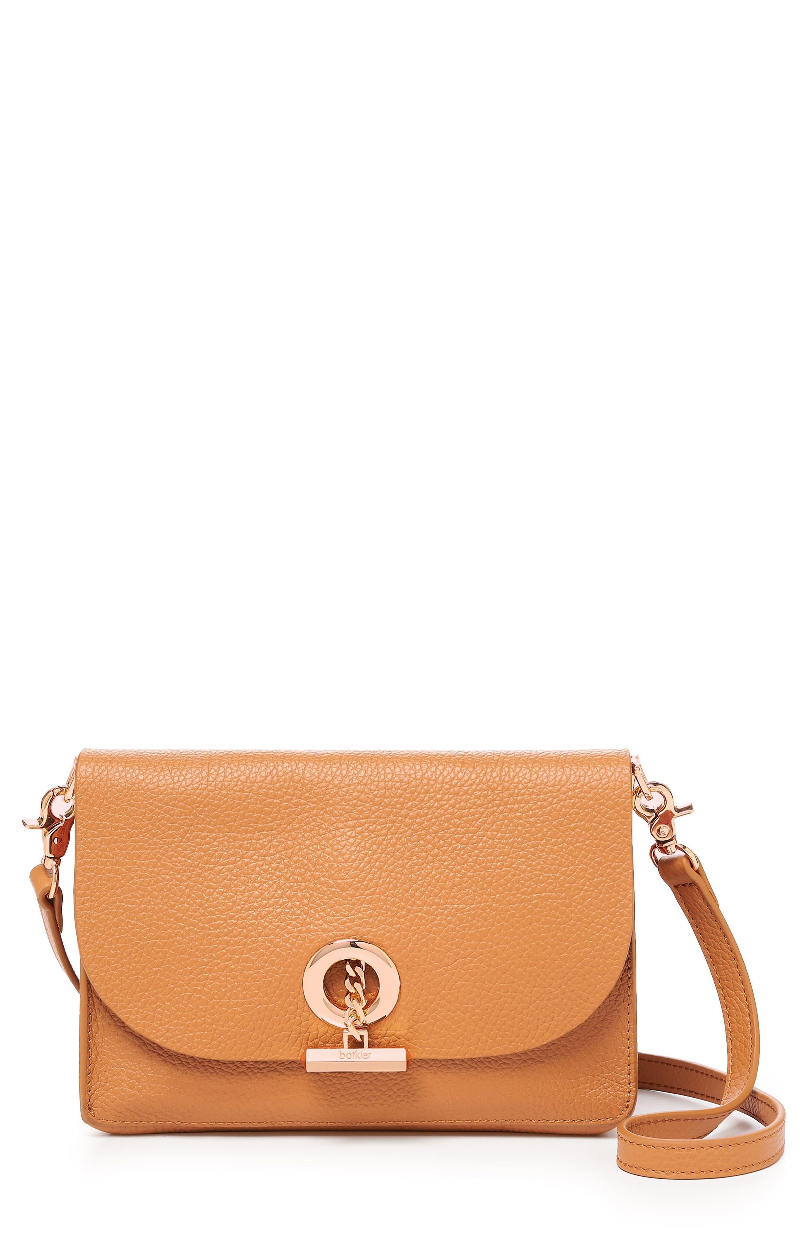 Waverly Leather Crossbody Bag,                             Main thumbnail 3, color,