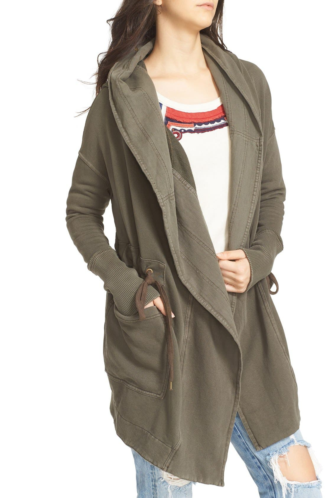 Brentwood Cotton Cardigan,                             Alternate thumbnail 5, color,                             350