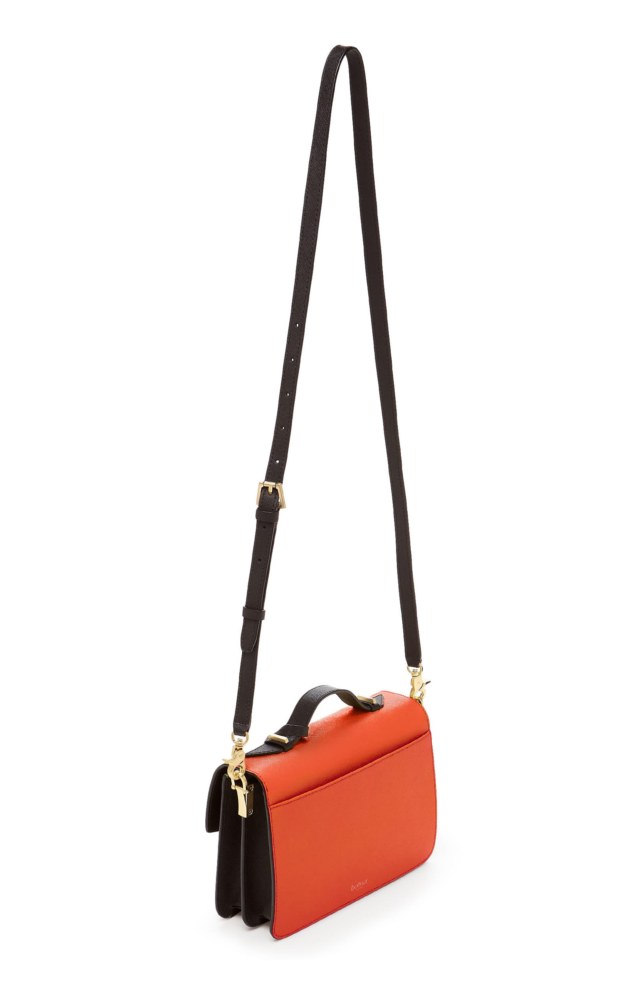 Cobble Hill Leather Crossbody Bag,                             Alternate thumbnail 66, color,