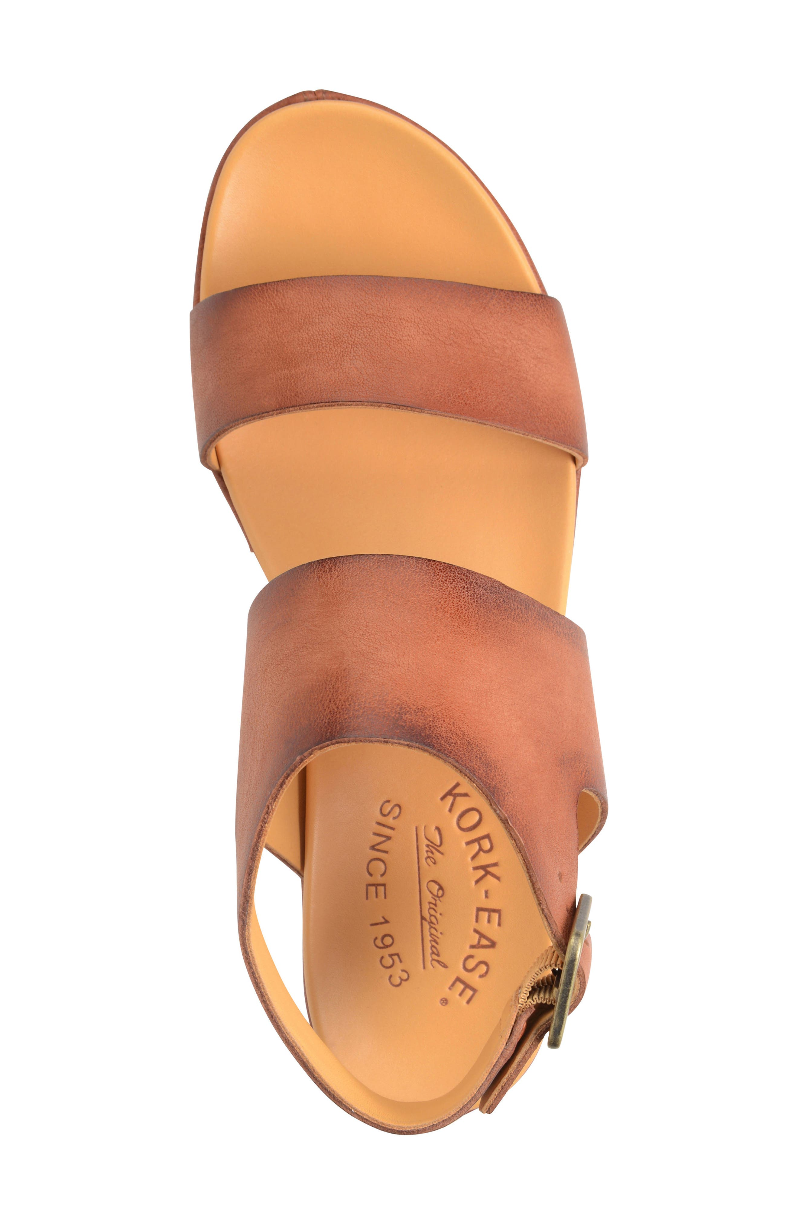 'Khloe' Platform Wedge Sandal,                             Alternate thumbnail 13, color,