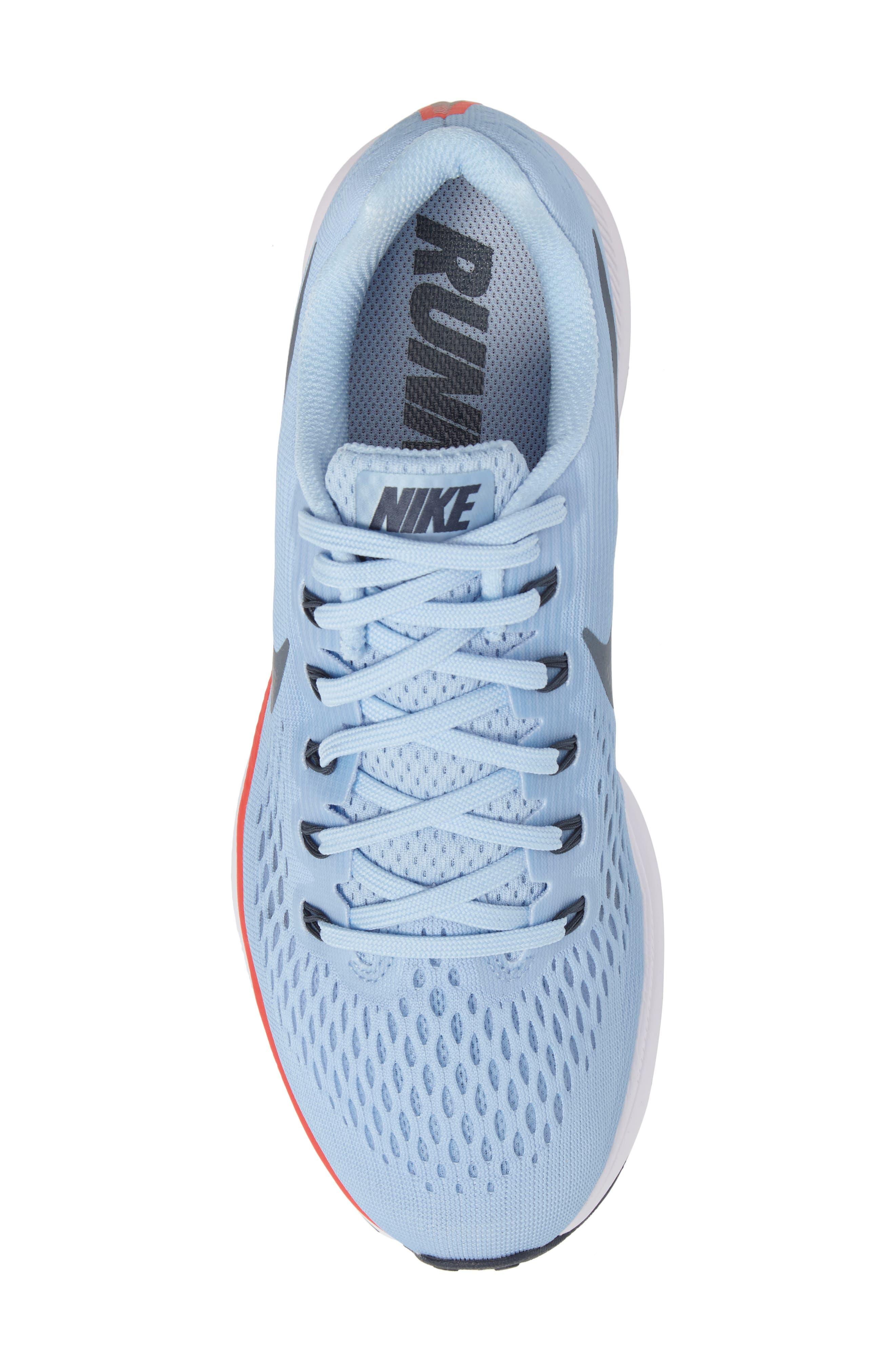 Air Zoom Pegasus 34 Sneaker,                             Alternate thumbnail 47, color,