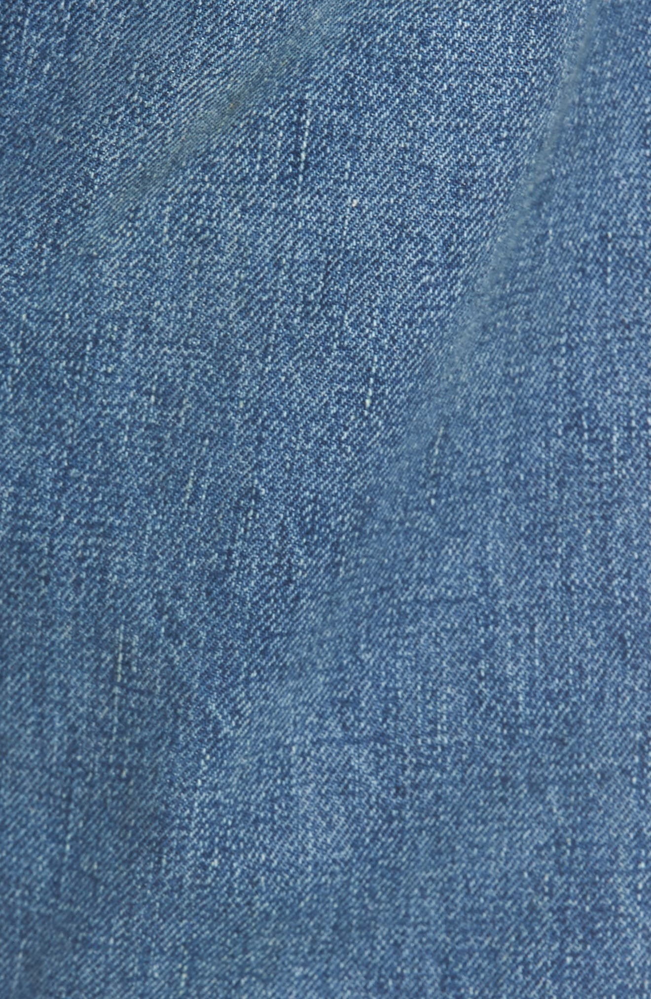 1954 501<sup>®</sup> Tapered Leg Jeans,                             Alternate thumbnail 5, color,                             401